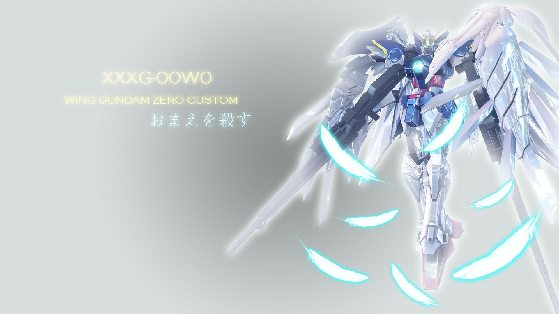 Tags: Anime, Mobile Suit Gundam Wing, Wing Gundam, Wallpaper, HD Wallpaper