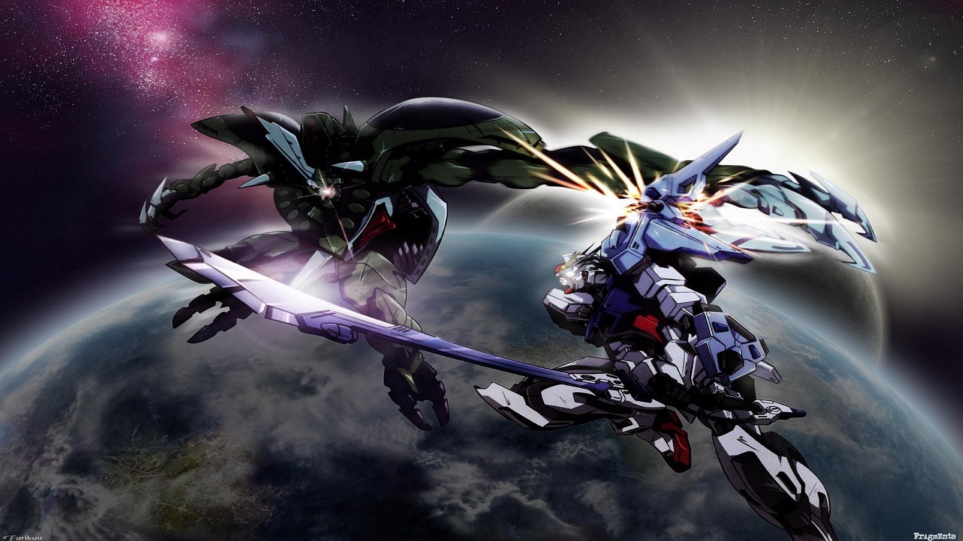 Tags: Anime, Mobile Suit Gundam SEED, Strike Gundam, Fanmade Wallpaper,  Edited