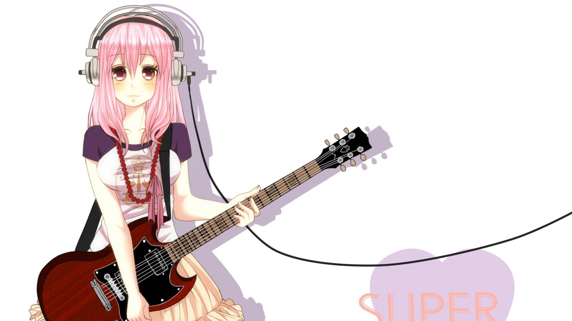 nitroplus, super sonico, girl