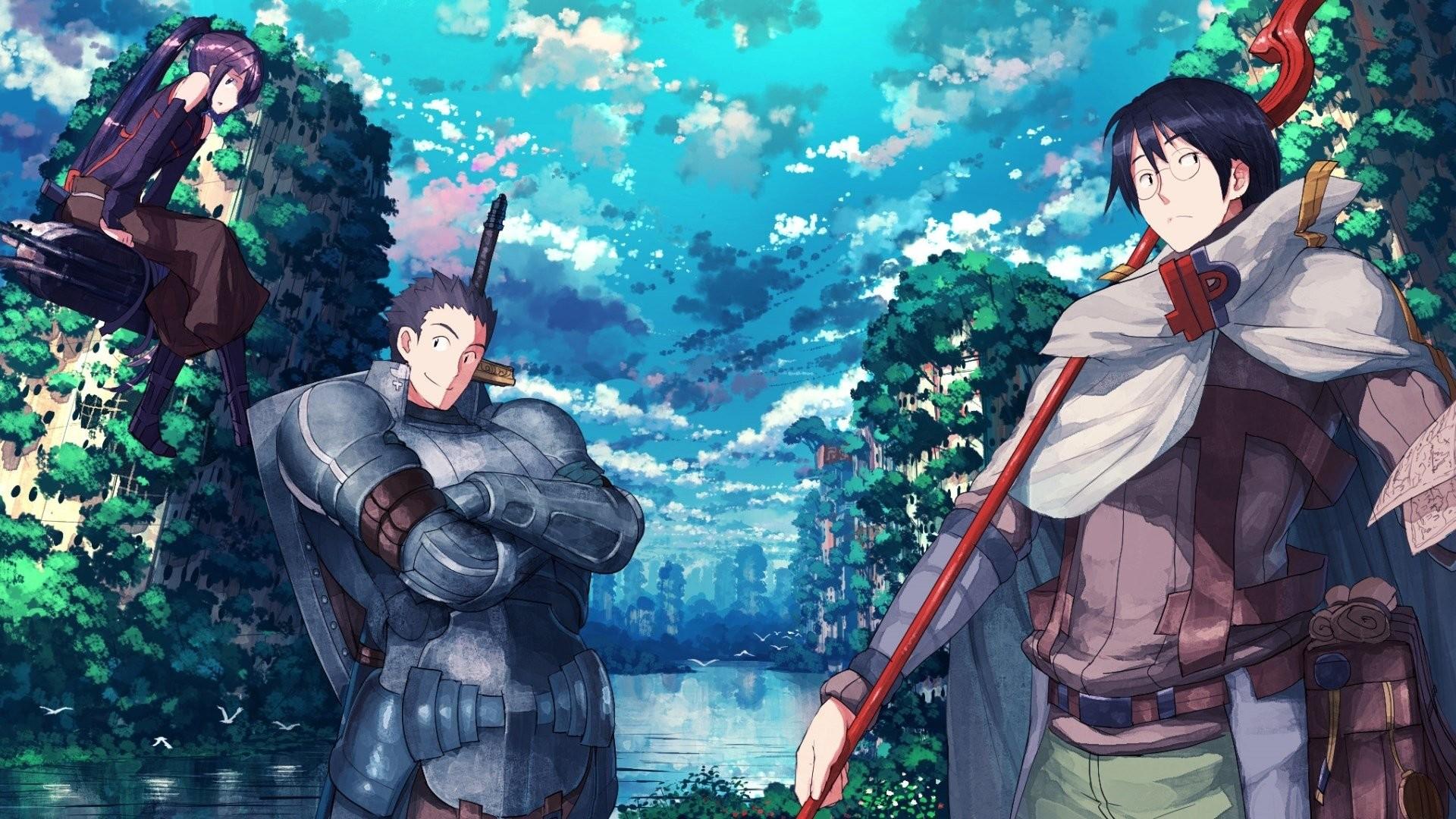 Akatsuki Log Horizon · HD Wallpaper   Background ID:514758