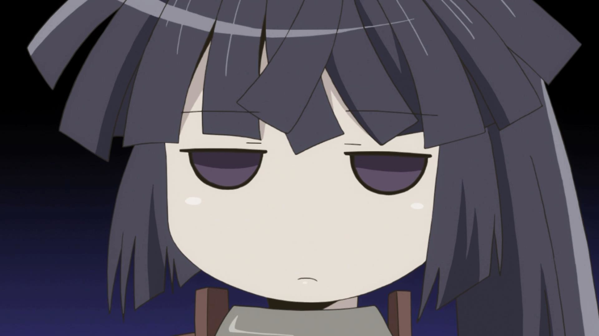 """Akatsuki's face every time someone says she is """"mine."""""""