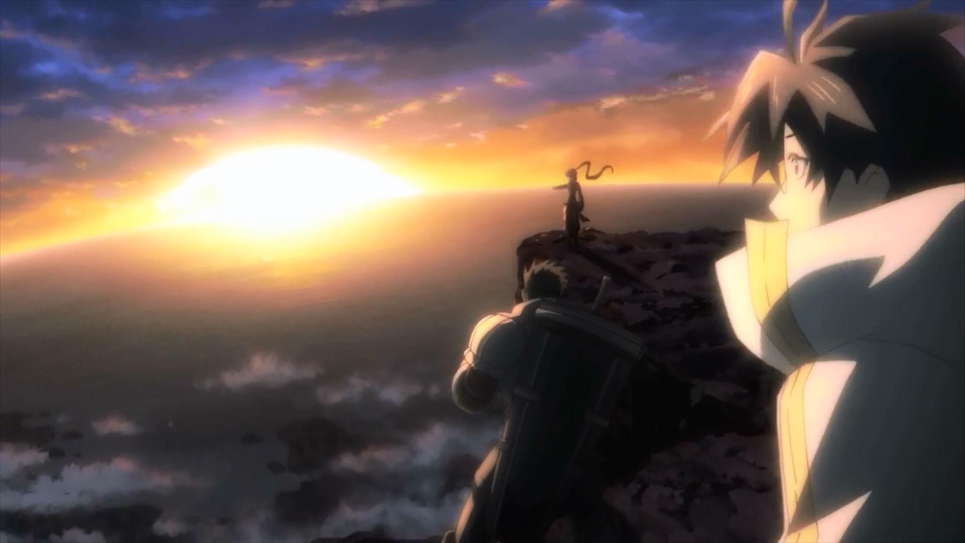 Log Horizon Anime Log Horizon Anime Wallpaper. Log Horizon Akatsuki