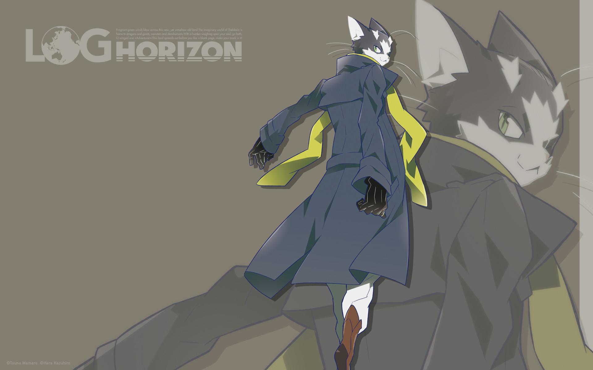 Nyanta (Log Horizon) · download Nyanta (Log Horizon) image