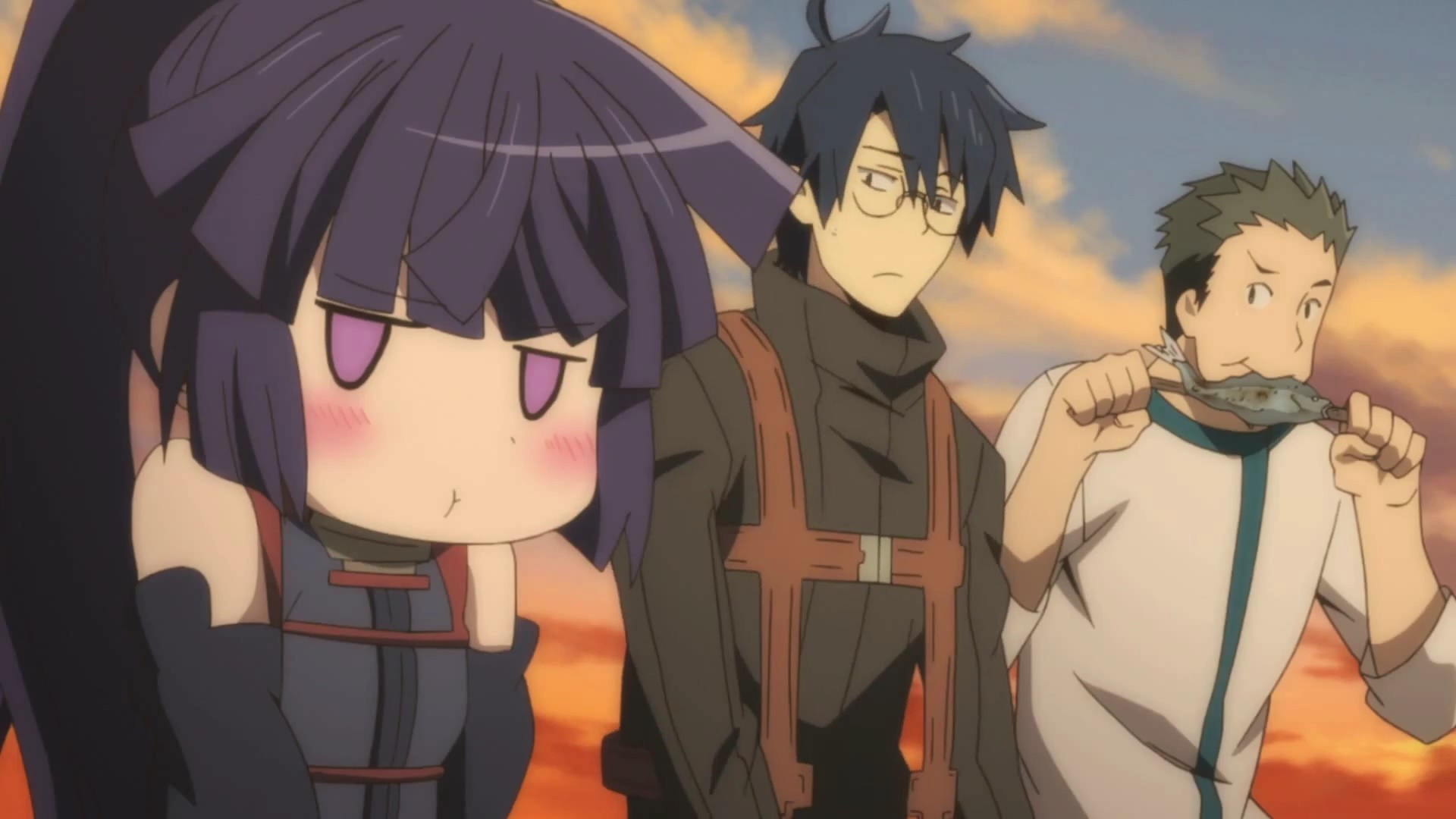 … I would say that Log Horizon is very different from those shows despite  sharing a similar subject matter and ultimately attempts to appeal and  interest …