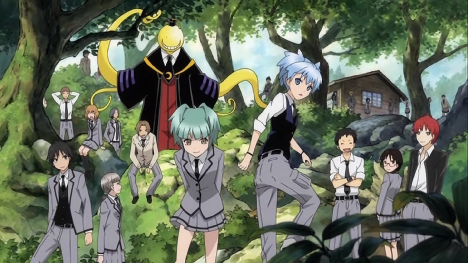Assassination Classroom Koro-sensei · HD Wallpaper | Background ID:505747