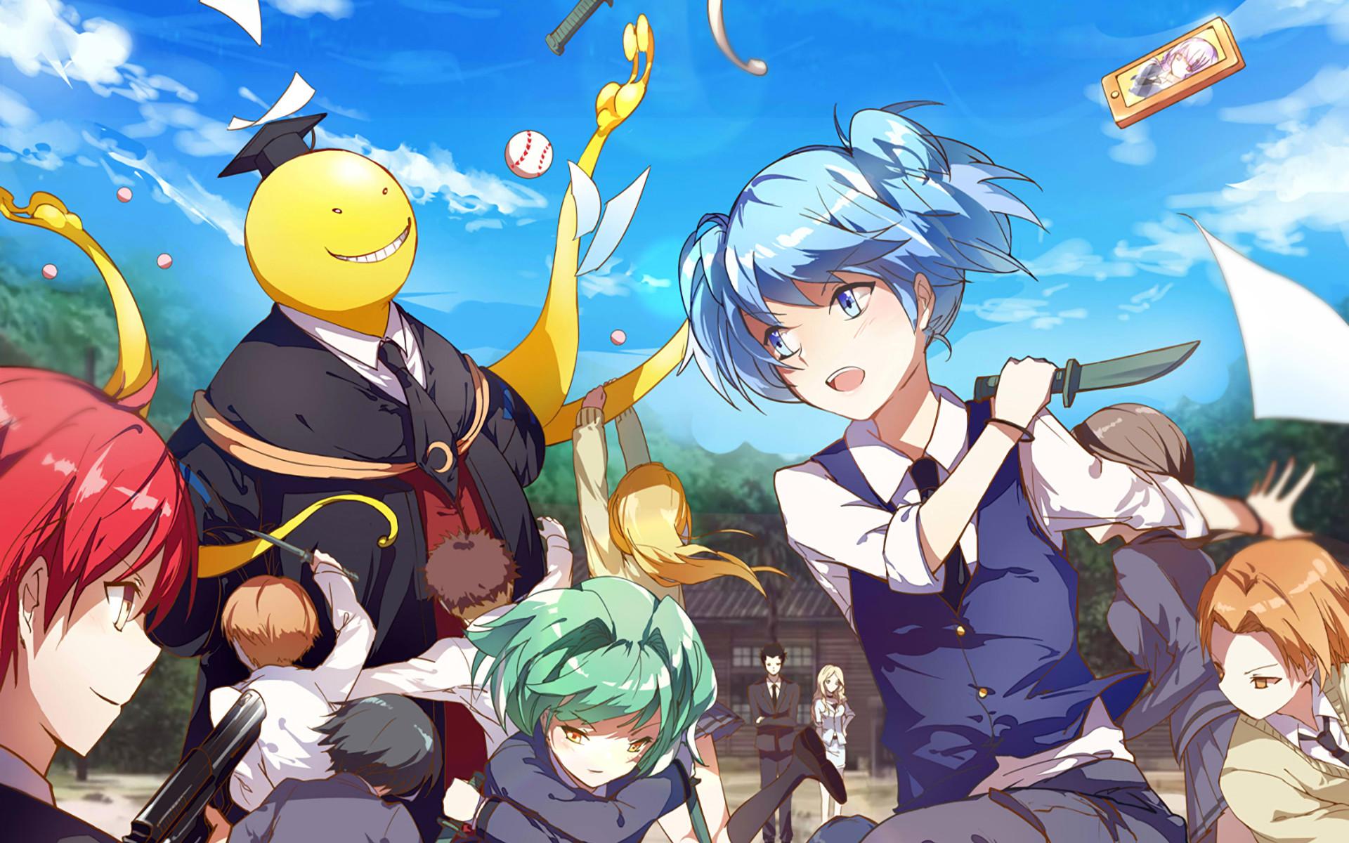 HD Wallpaper | Background ID:704255. Anime Assassination Classroom