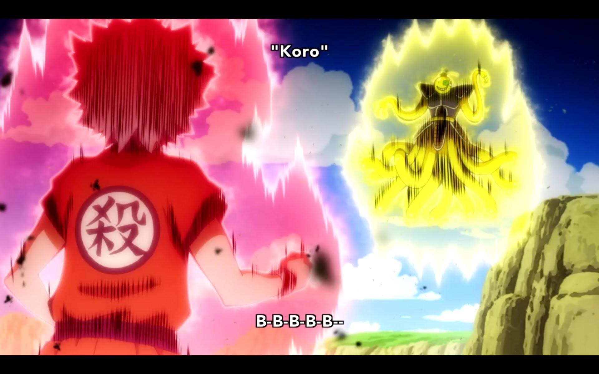 Assassination Classroom Episode 11 Review: KORO-SENSEI ON THE DEFENSIVE!!!  – YouTube