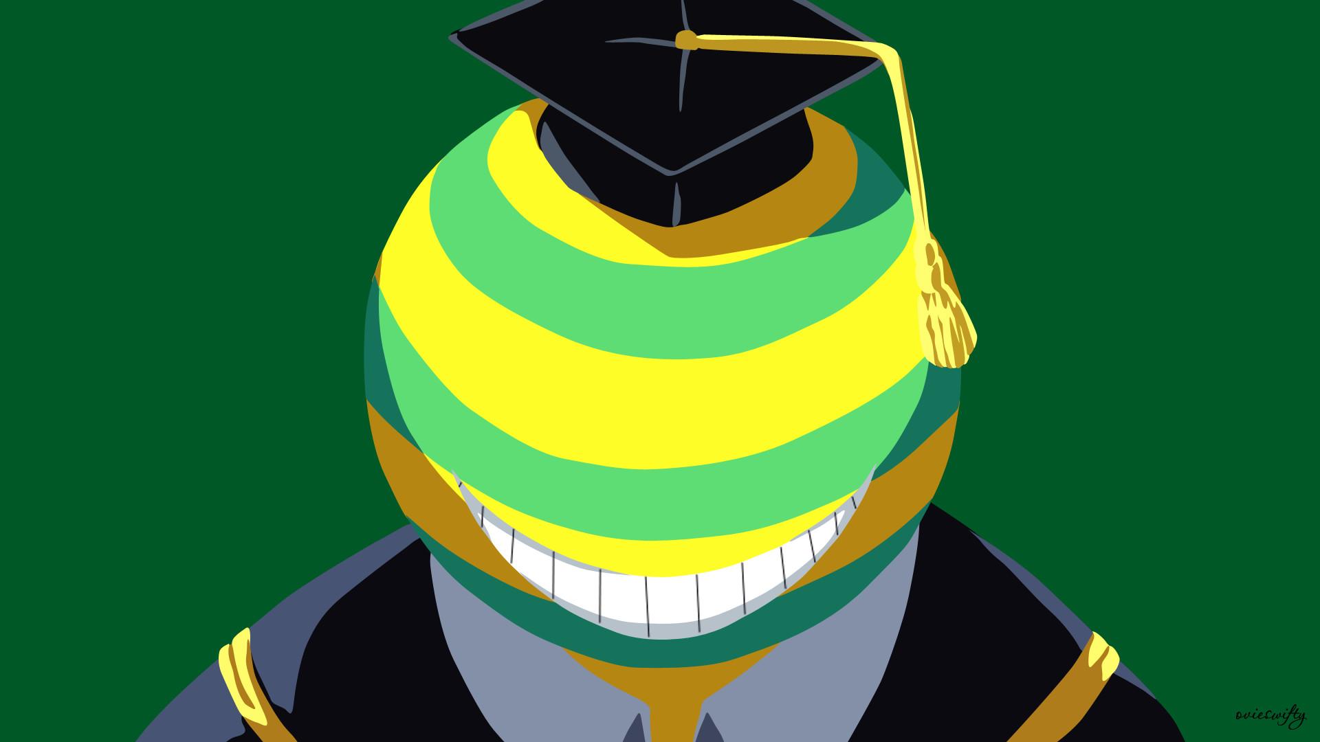 … Koro-sensei (Mockery) | Assassination Classroom by ovieswifty