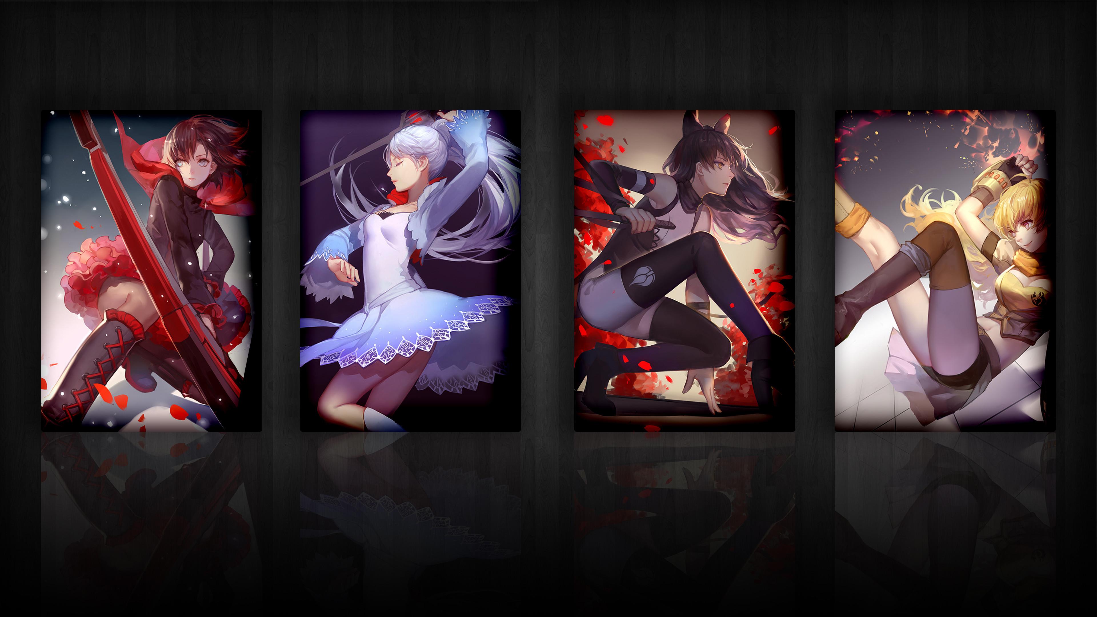HD Wallpaper | Background ID:454902. Anime RWBY