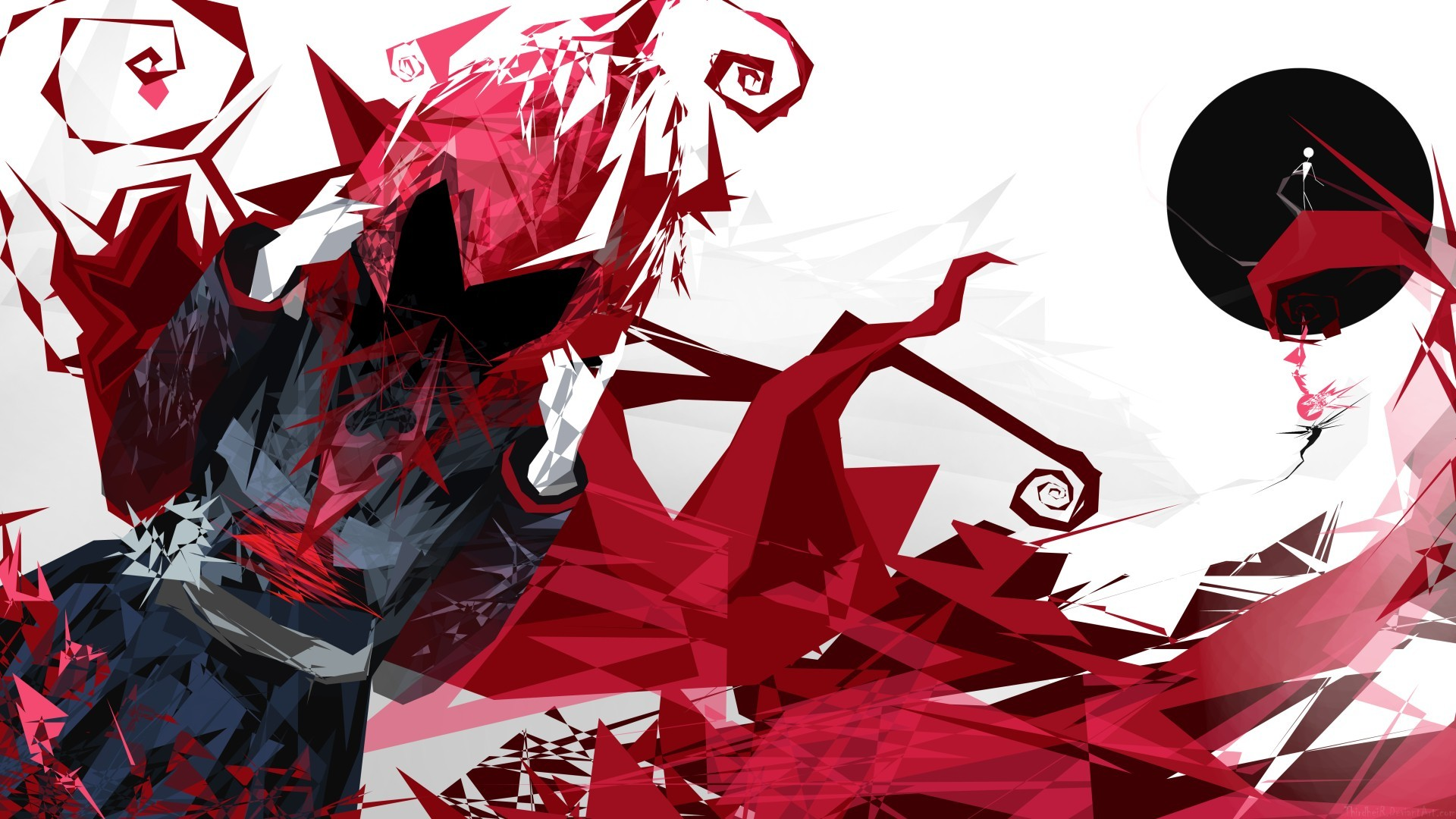 Rwby Rose, Ruby, Abstract, DeviantArt, RWBY Wallpapers HD / Desktop and  Mobile Backgrounds