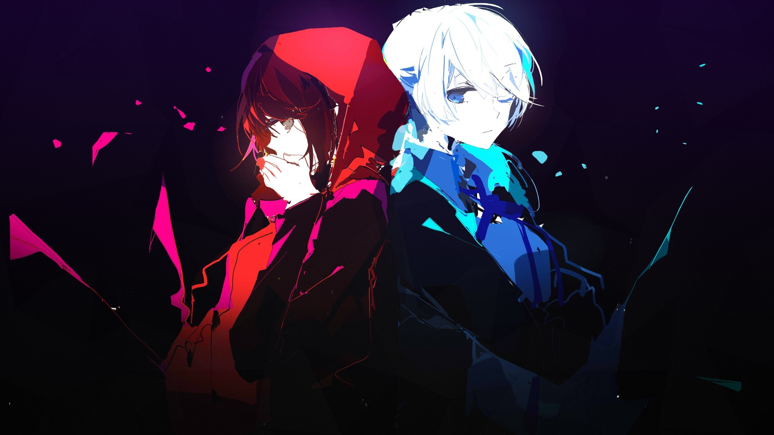 anime Girls, RWBY, Weiss Schnee, Ruby Rose, Anime Wallpapers HD / Desktop  and Mobile Backgrounds