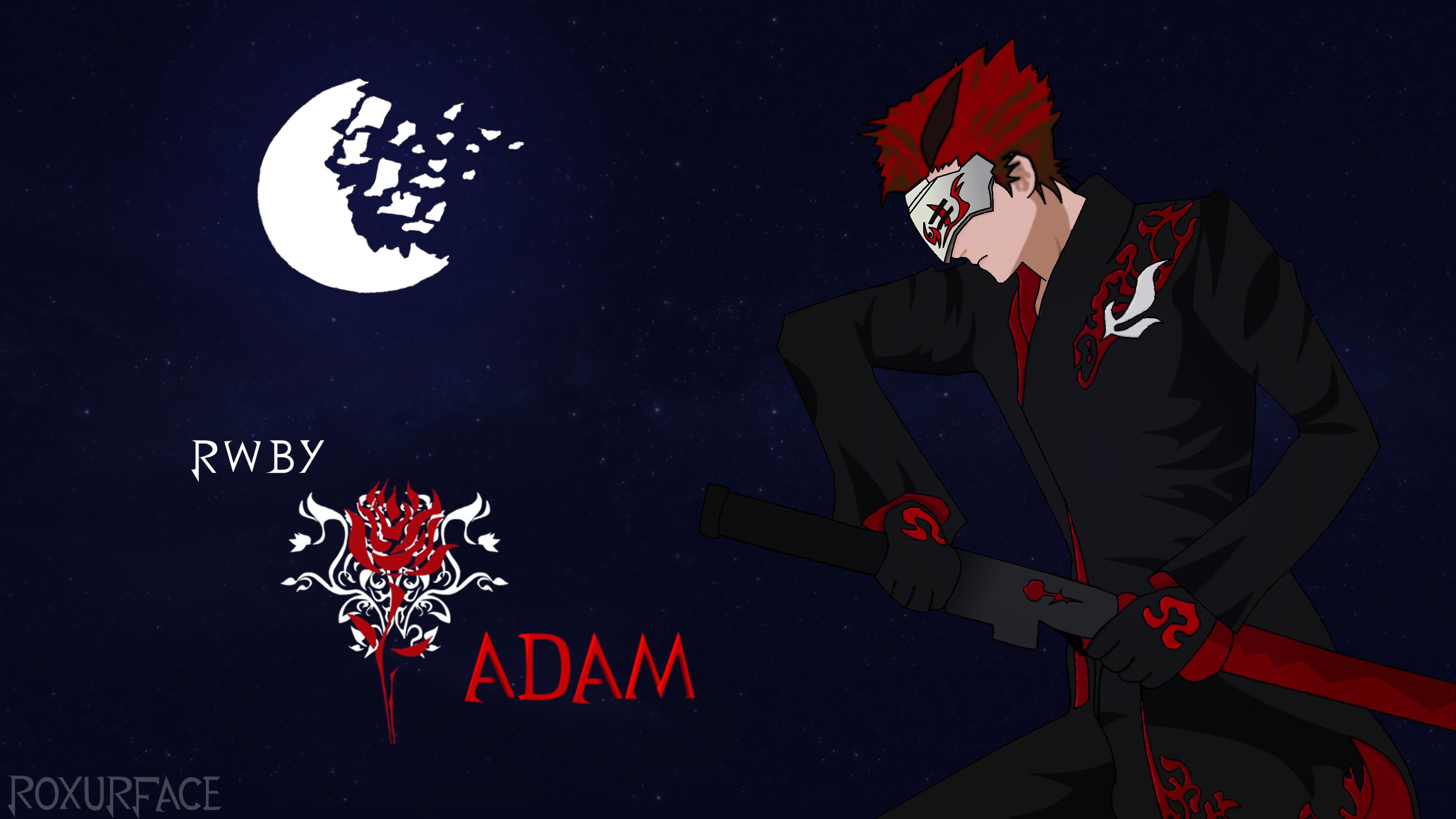 … RWBY Adam Background / Wallpaper (HD) by Roxurface28