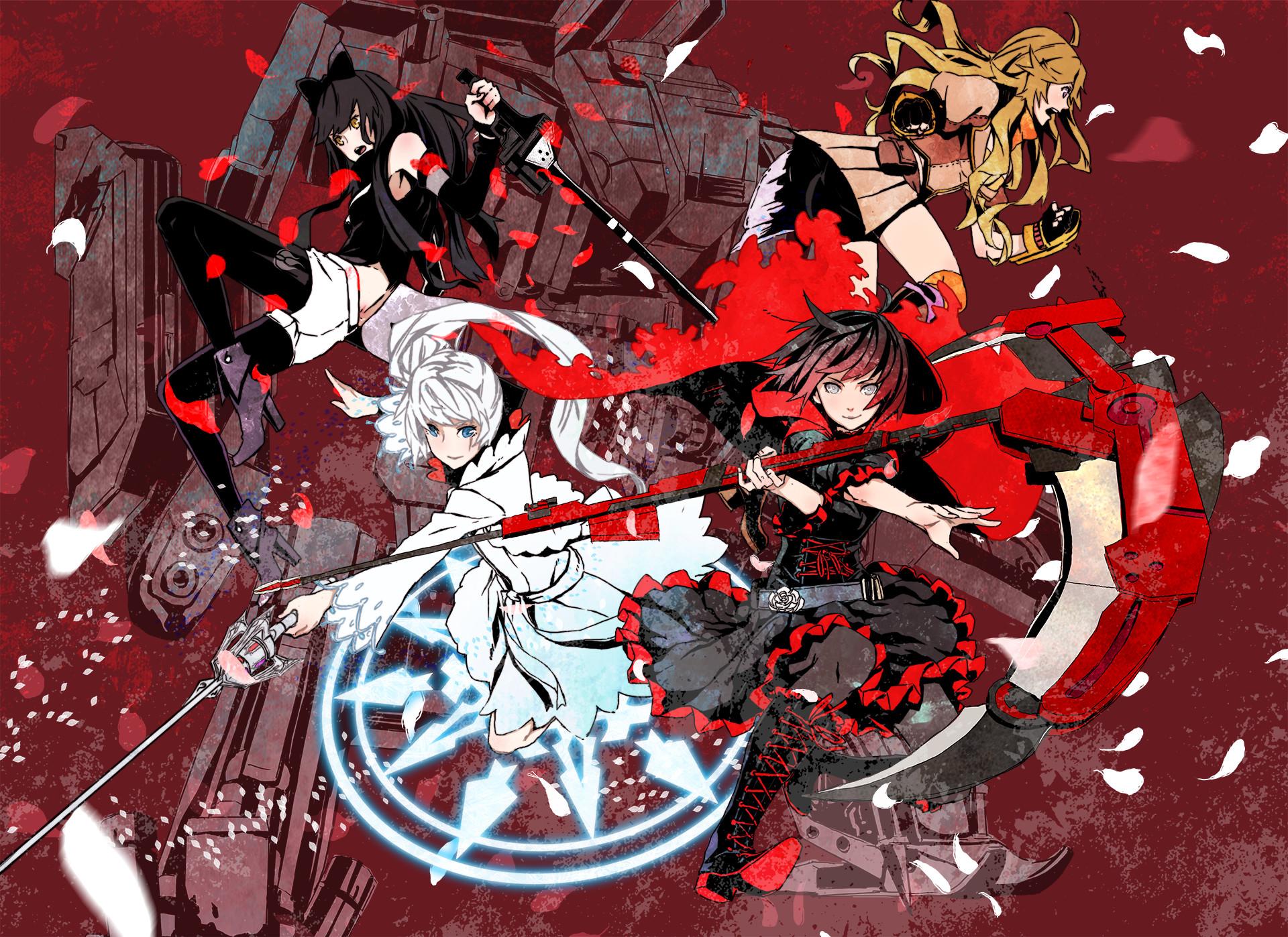 Anime RWBY Wallpaper