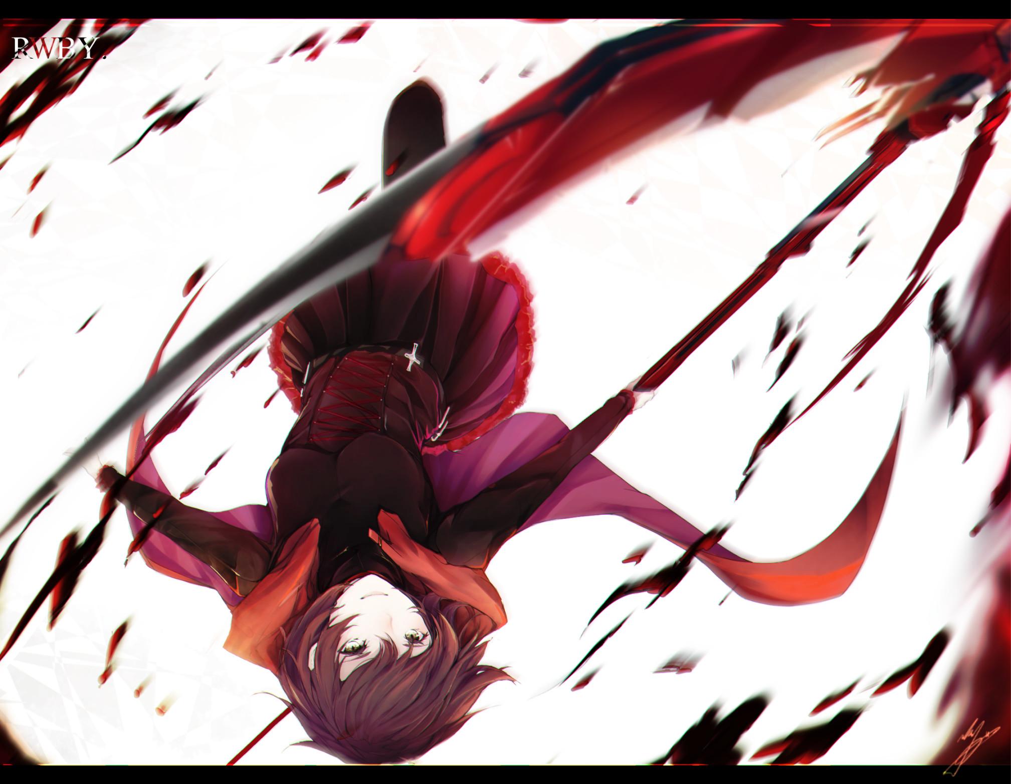 Anime – RWBY Ruby Rose (RWBY) Wallpaper