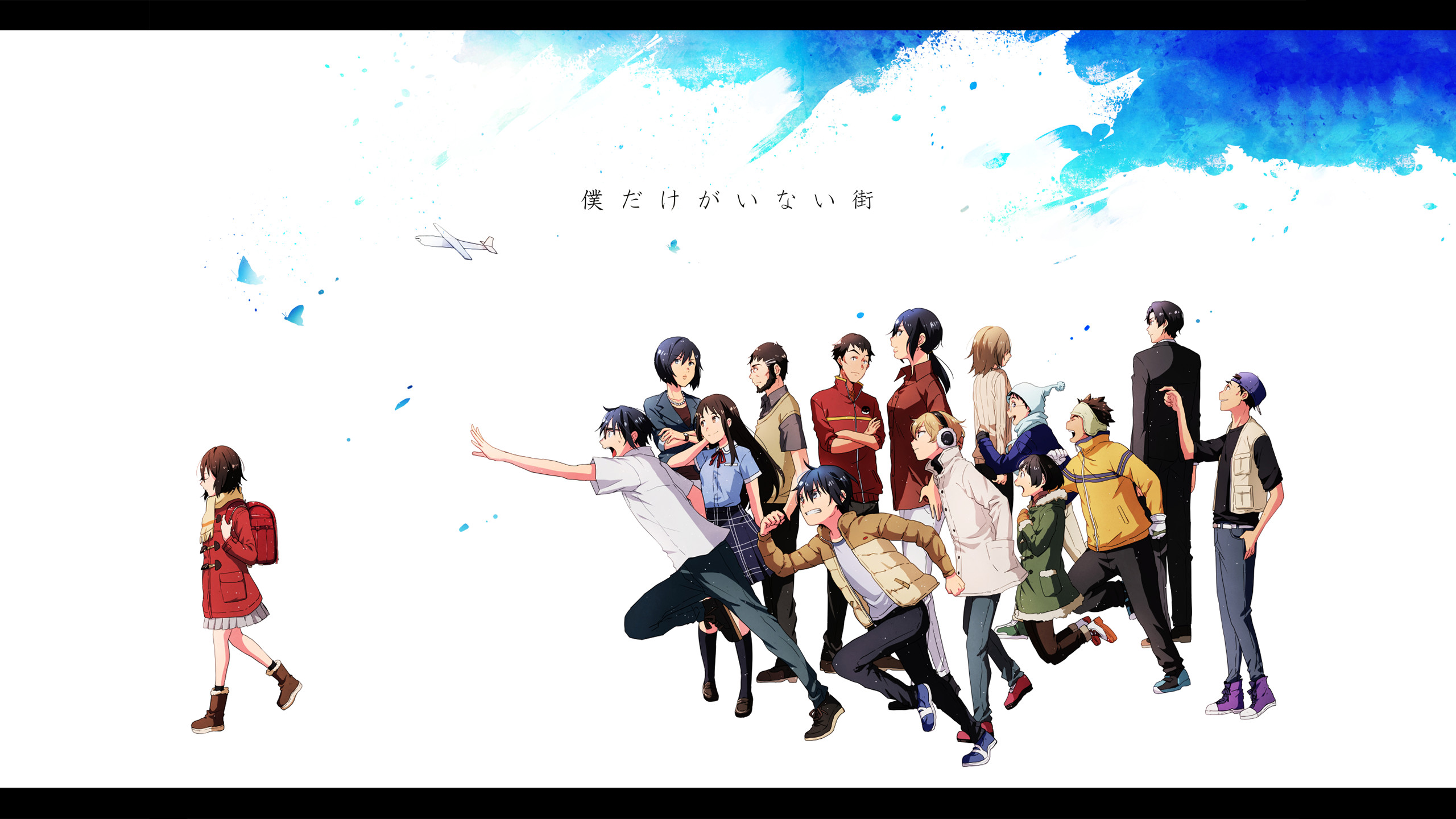 HD Wallpaper   Background ID:697284. Anime ERASED
