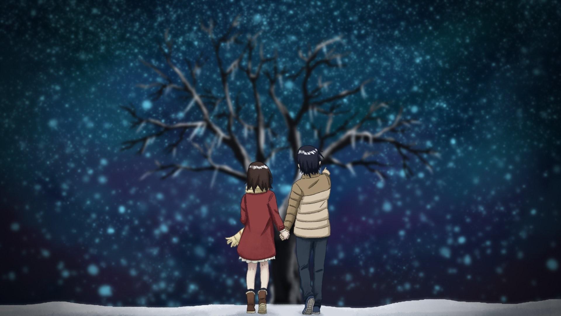 Anime – ERASED Kayo Hinazuki Satoru Fujinuma Bakgrund