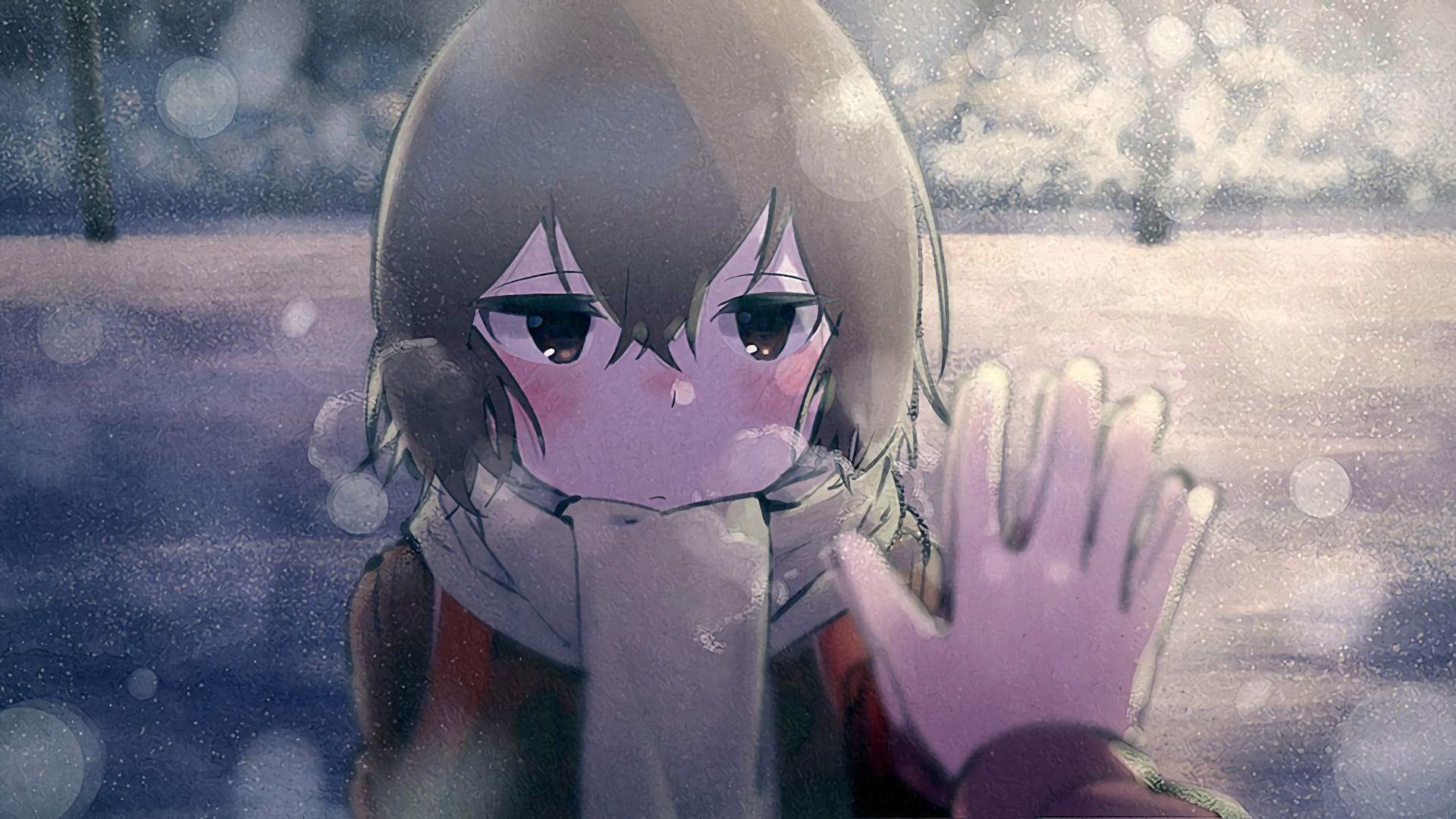 Anime – ERASED Kayo Hinazuki Wallpaper