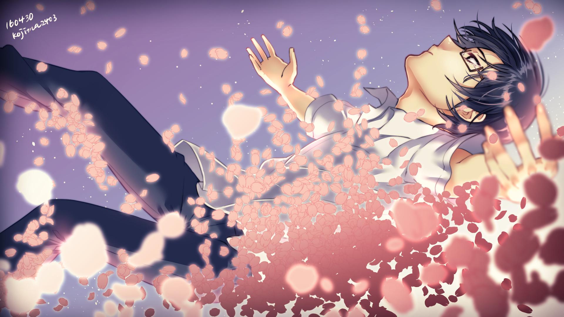 Anime – ERASED Satoru Fujinuma Wallpaper