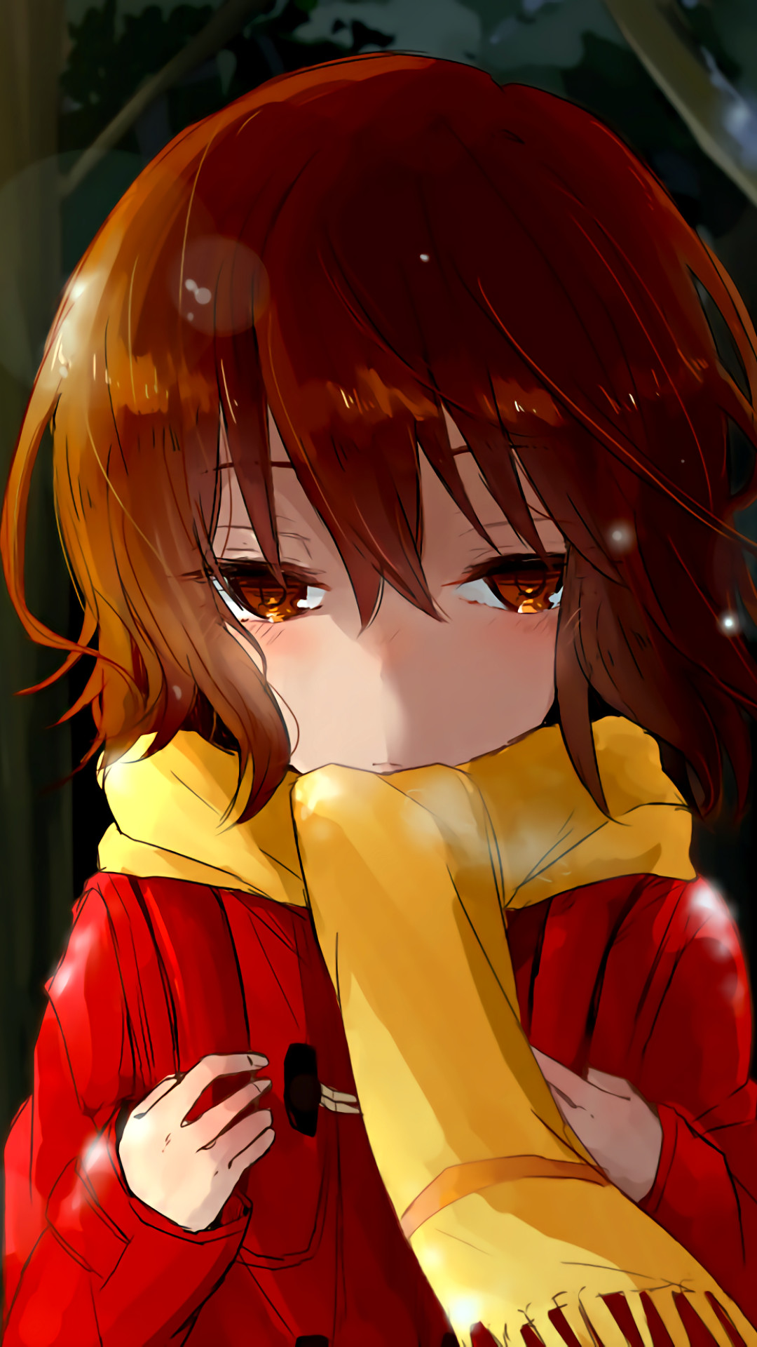 Anime ERASED Kayo Hinazuki. Wallpaper 626978