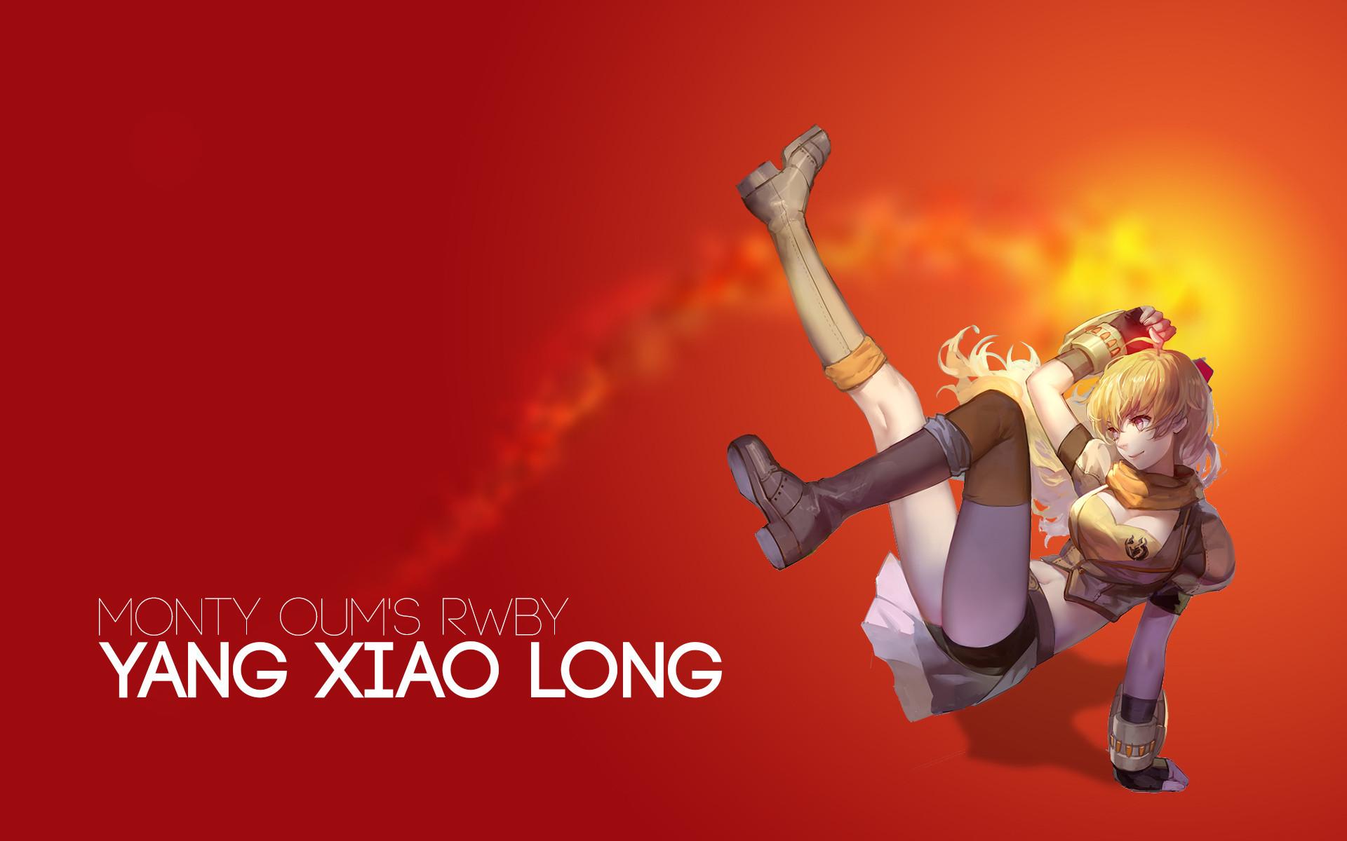 Yang Xiao Long [1920×1200] …