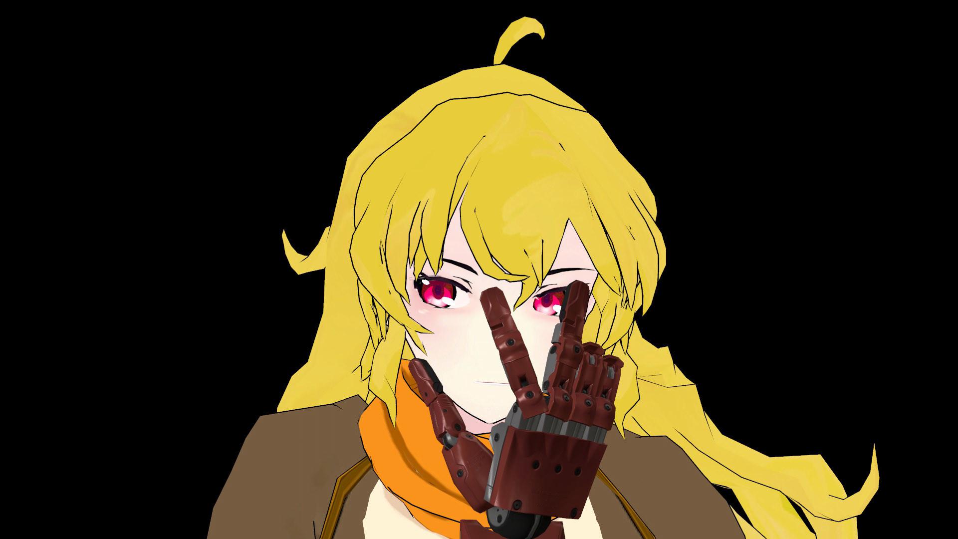 Metal Gear RWBY V: The Phantom Yang