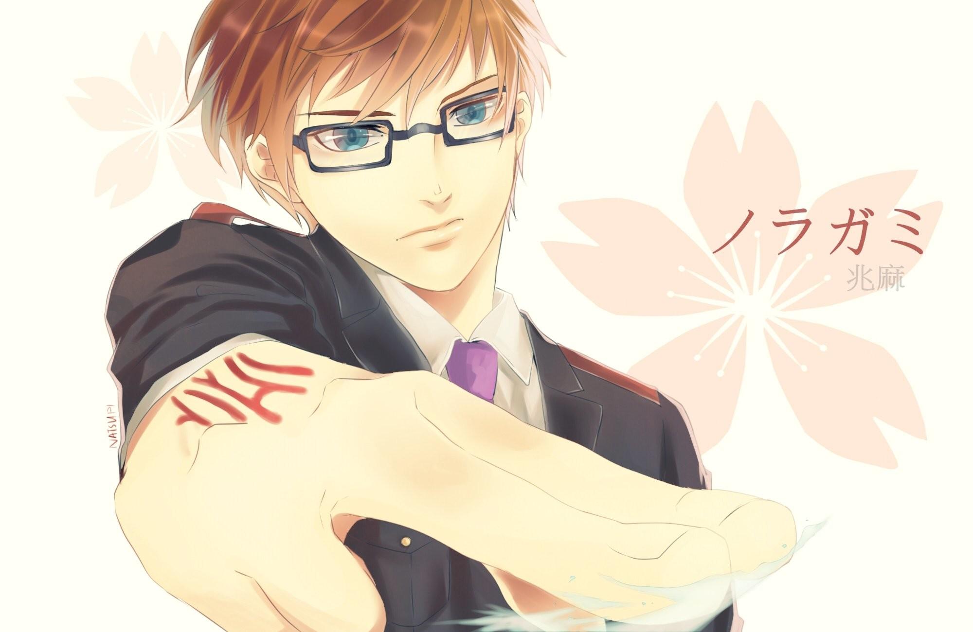 Noragami Kazuma wallpaper background