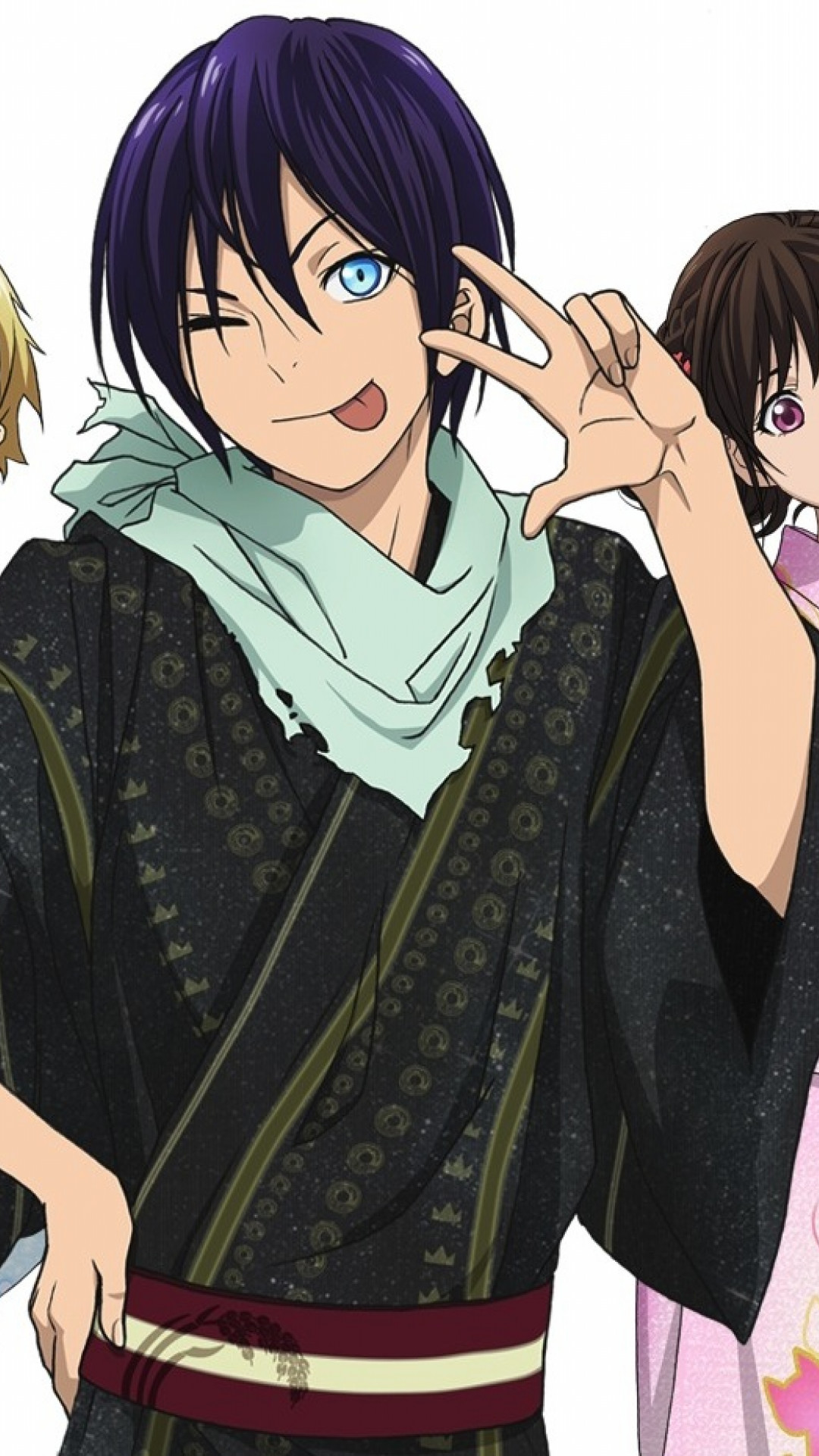 HD Wallapaper Anime Noragami
