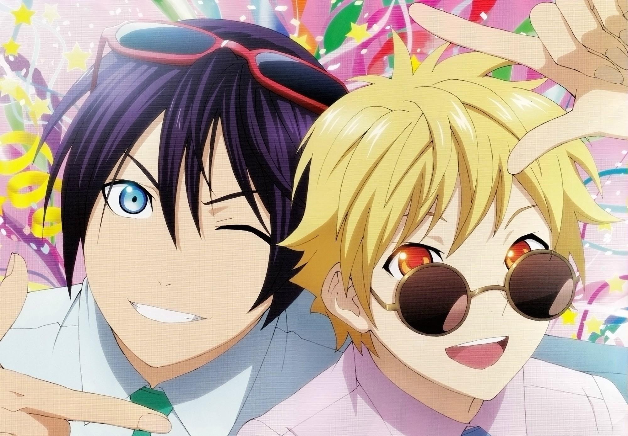 Anime – Noragami Yato (Noragami) Yukine (Noragami) Fondo de Pantalla