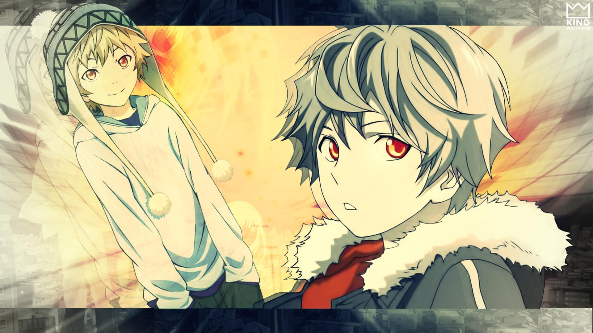yukine the sinki Anime Noragami Aragoto Wallpaper HD 2015
