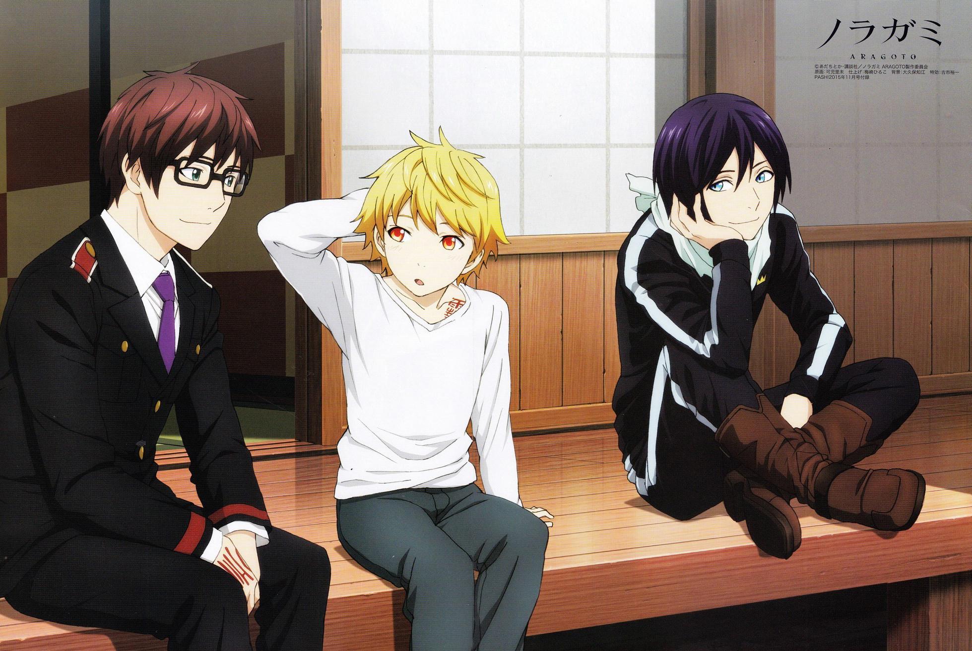 Noragami Aragoto Wallpaper HD Anime by corphish2 Noragami Aragoto Wallpaper  HD Anime by corphish2