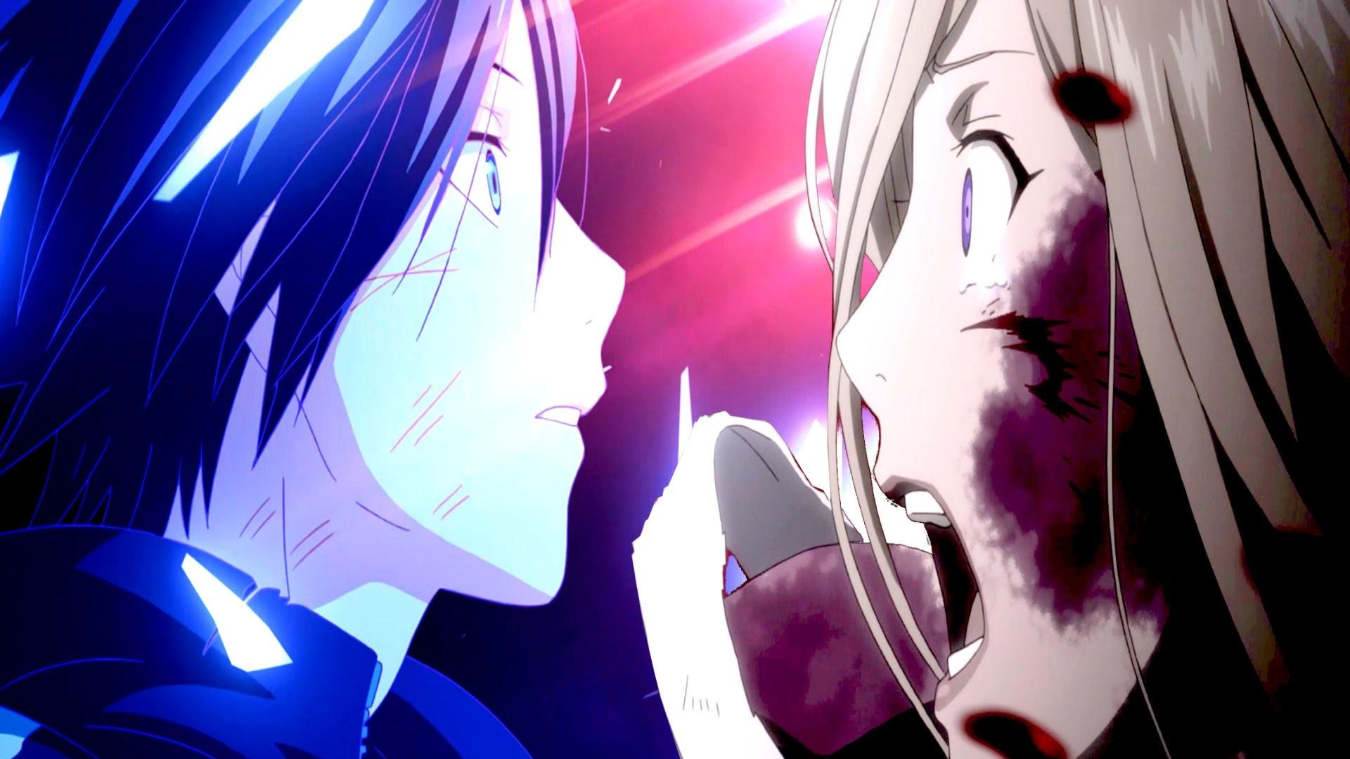 Noragami Aragoto Episode 1 Anime Review – SEASON 2 BISHAMON ARC!! & SHADE!  ノラガミ – YouTube