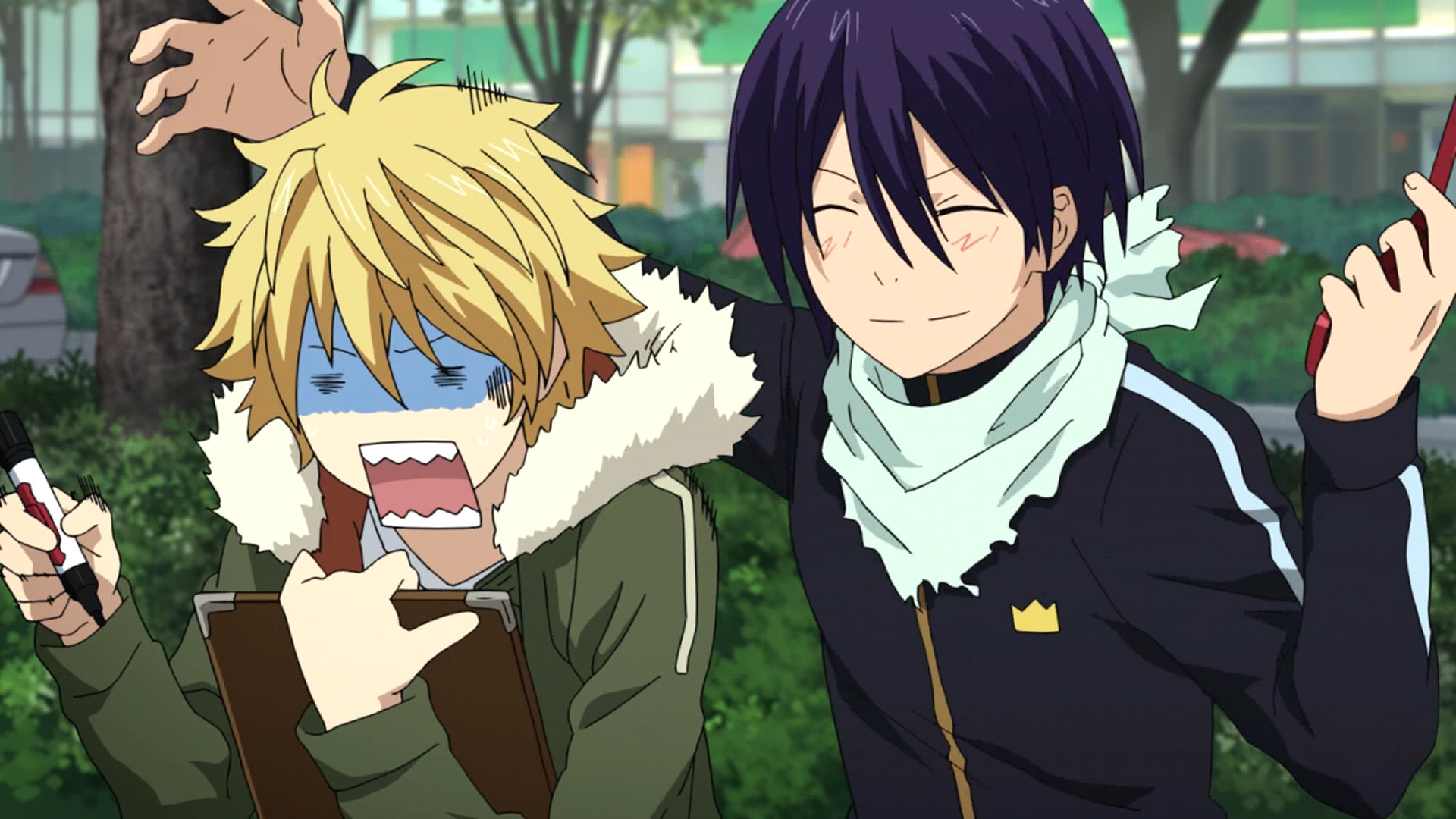 Noragami Aragoto – Official Opening – YouTube