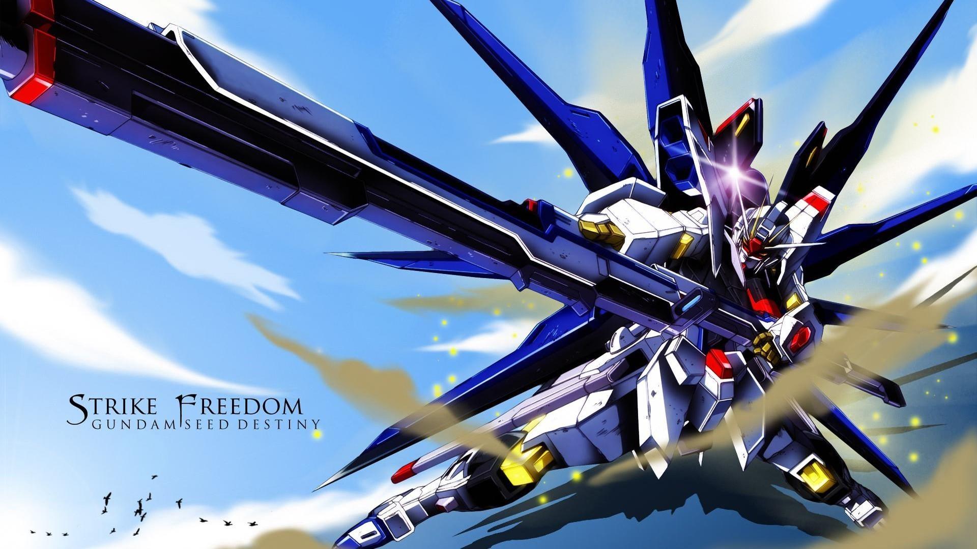 Full HD Gundam Wing Seed Destiny Myspace Beautiful Wallpaper 1920 .
