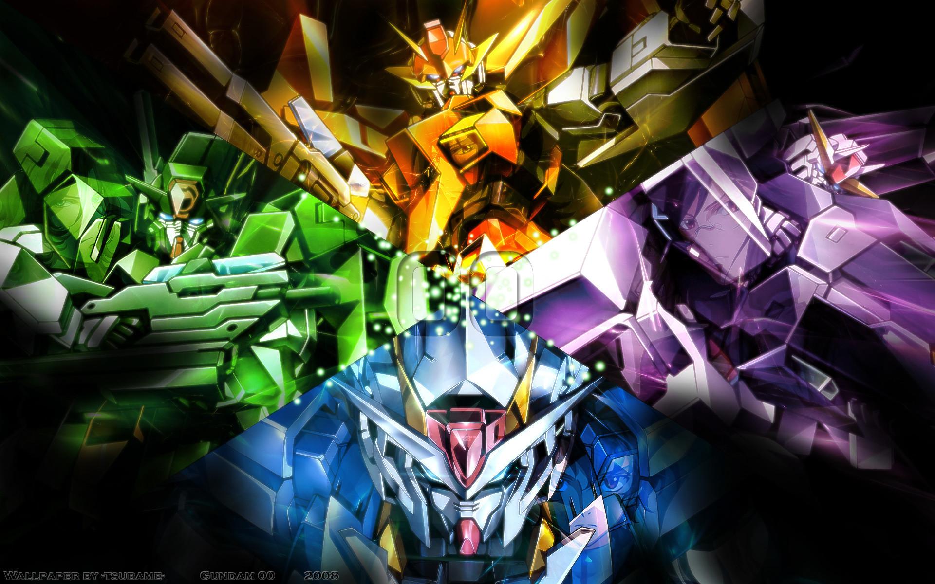 Mobile Suit Gundam 00 Wallpapers