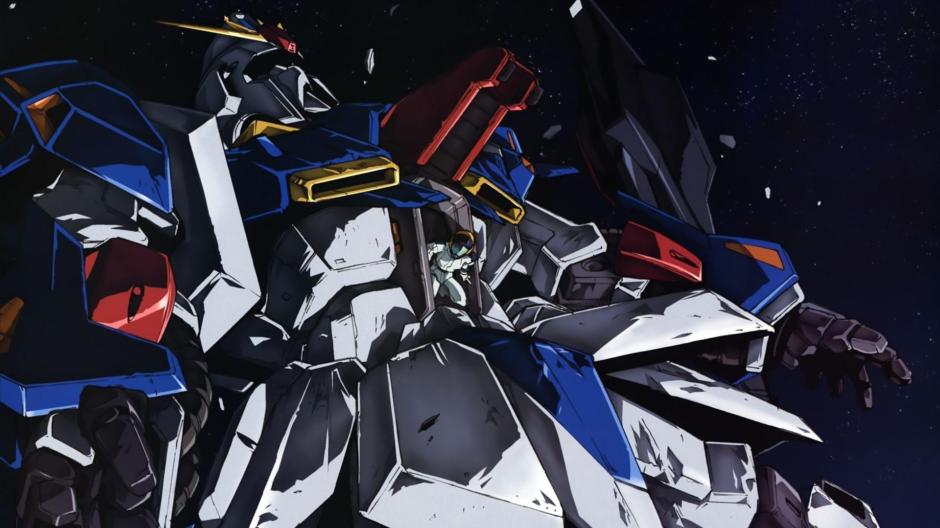 Gundam, Mobile Suit, Mobile Suit Zeta Gundam Wallpapers HD