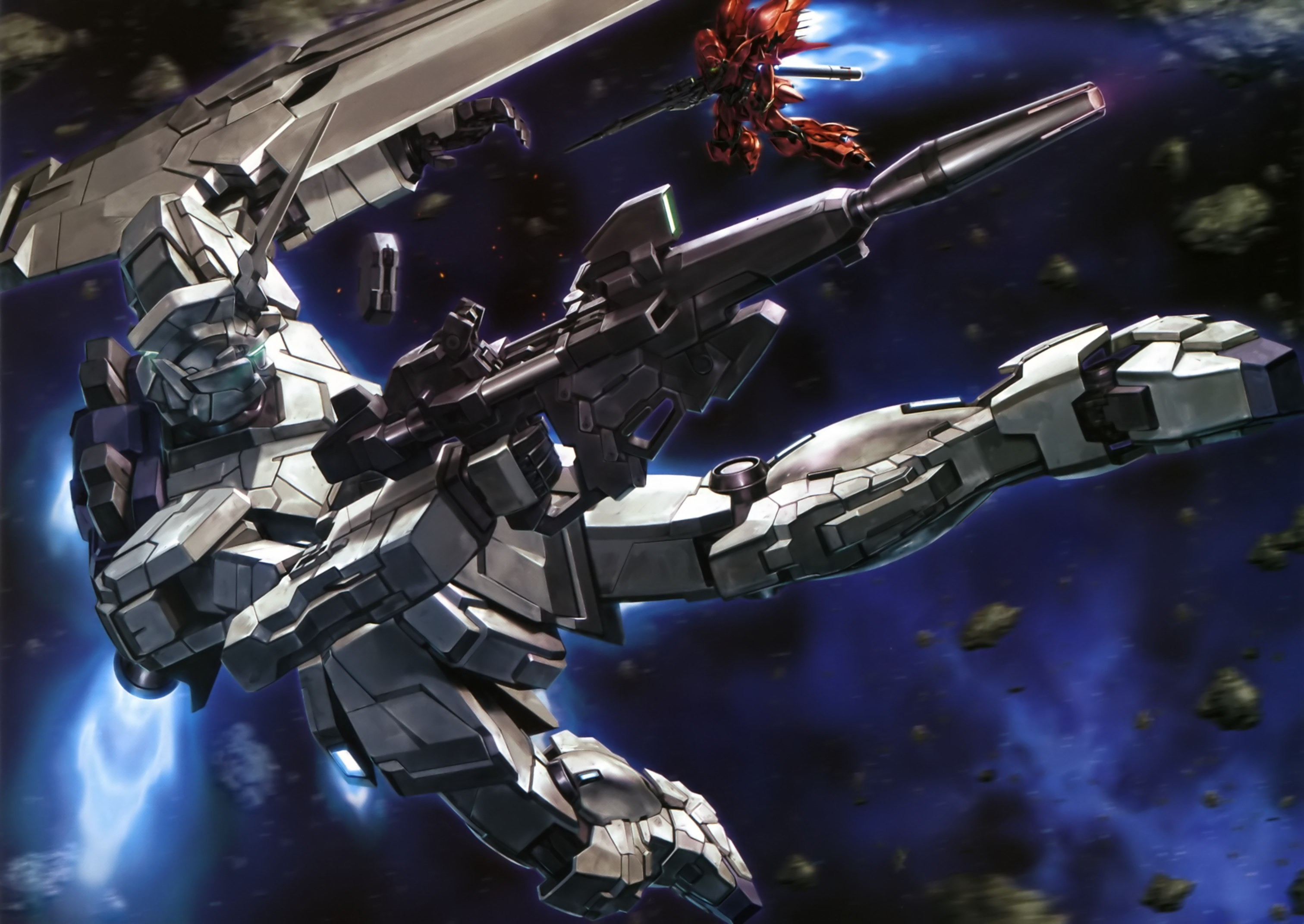 Gundam Unicorn Wallpapers Wide As Wallpaper HD