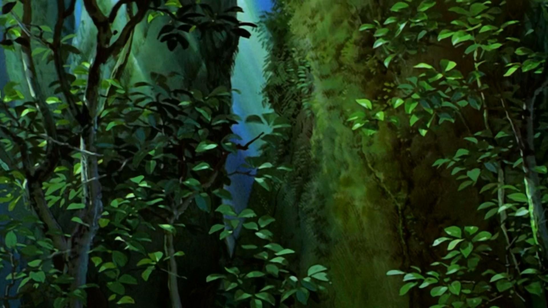 free wallpaper and screensavers for princess mononoke