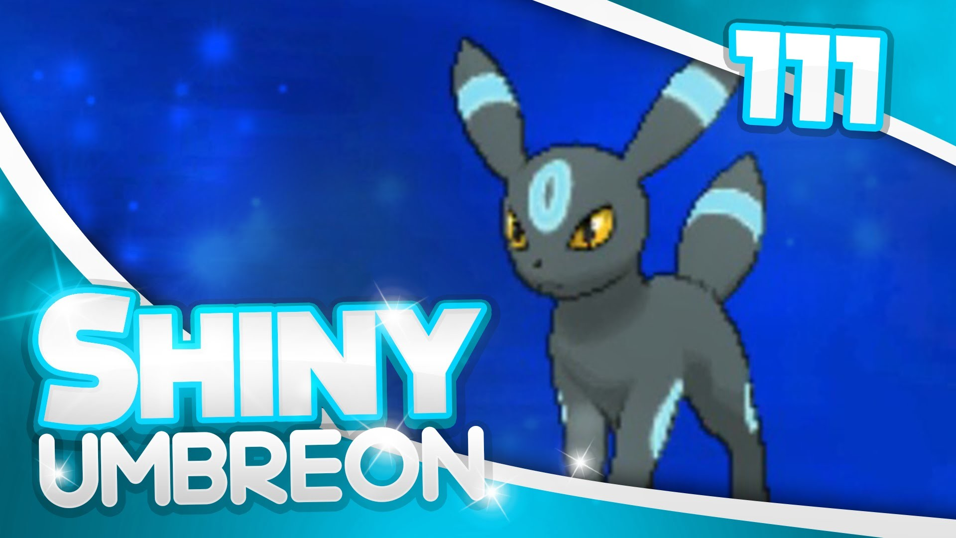 Pokemon [XY] Shiny Hunting – #111 – Poke Radar Chain of 11 or 12 SHINY  UMBREON!
