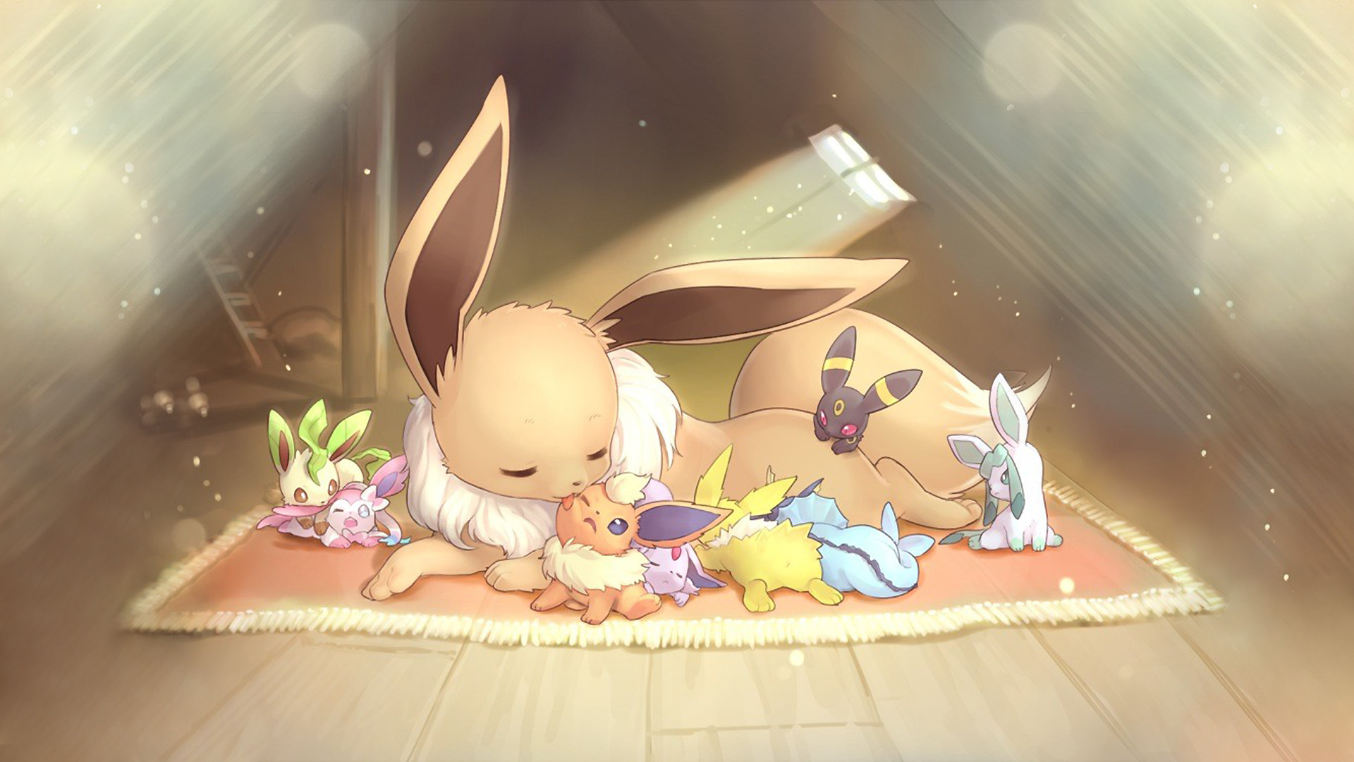 HD Wallpaper | Background ID:613932. Anime Pokémon