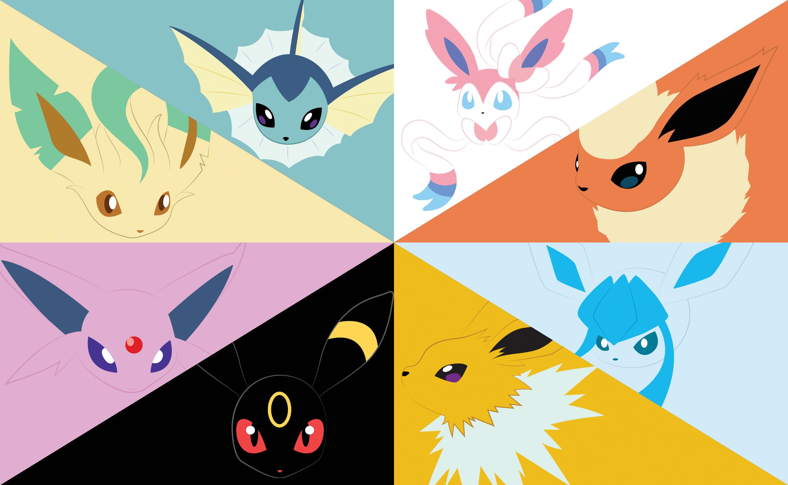 eevee evolution wallpaper – Google Search