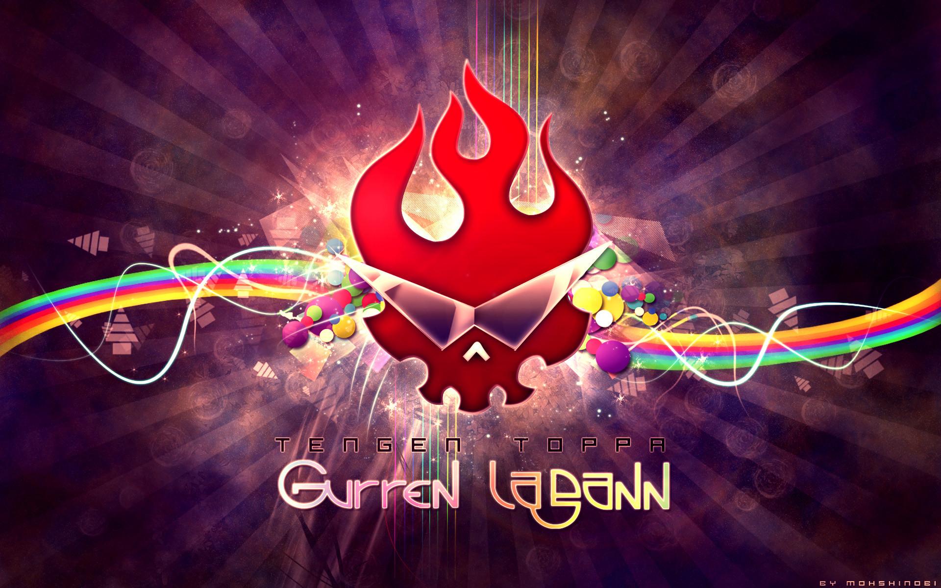 Tengen Toppa Gurren-Lagann · download Tengen Toppa Gurren-Lagann image