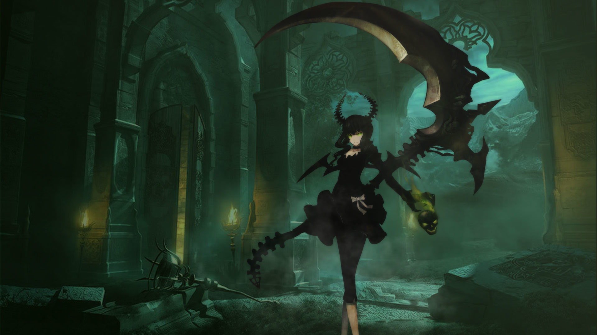 Image Anime wallpapers (27 Wallpapers)