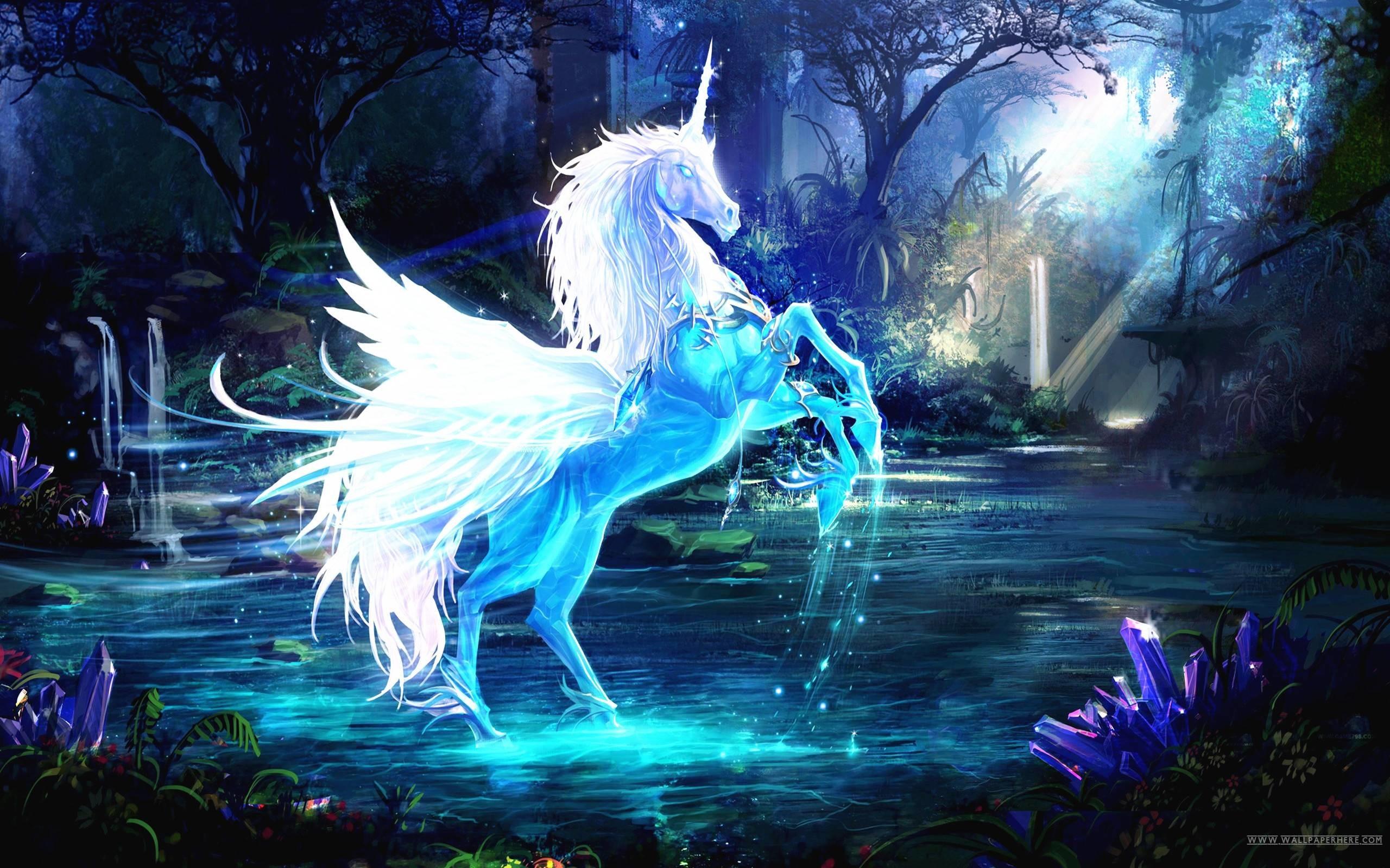 <b>Unicorn Screensavers</b> and <b>Wallpaper</