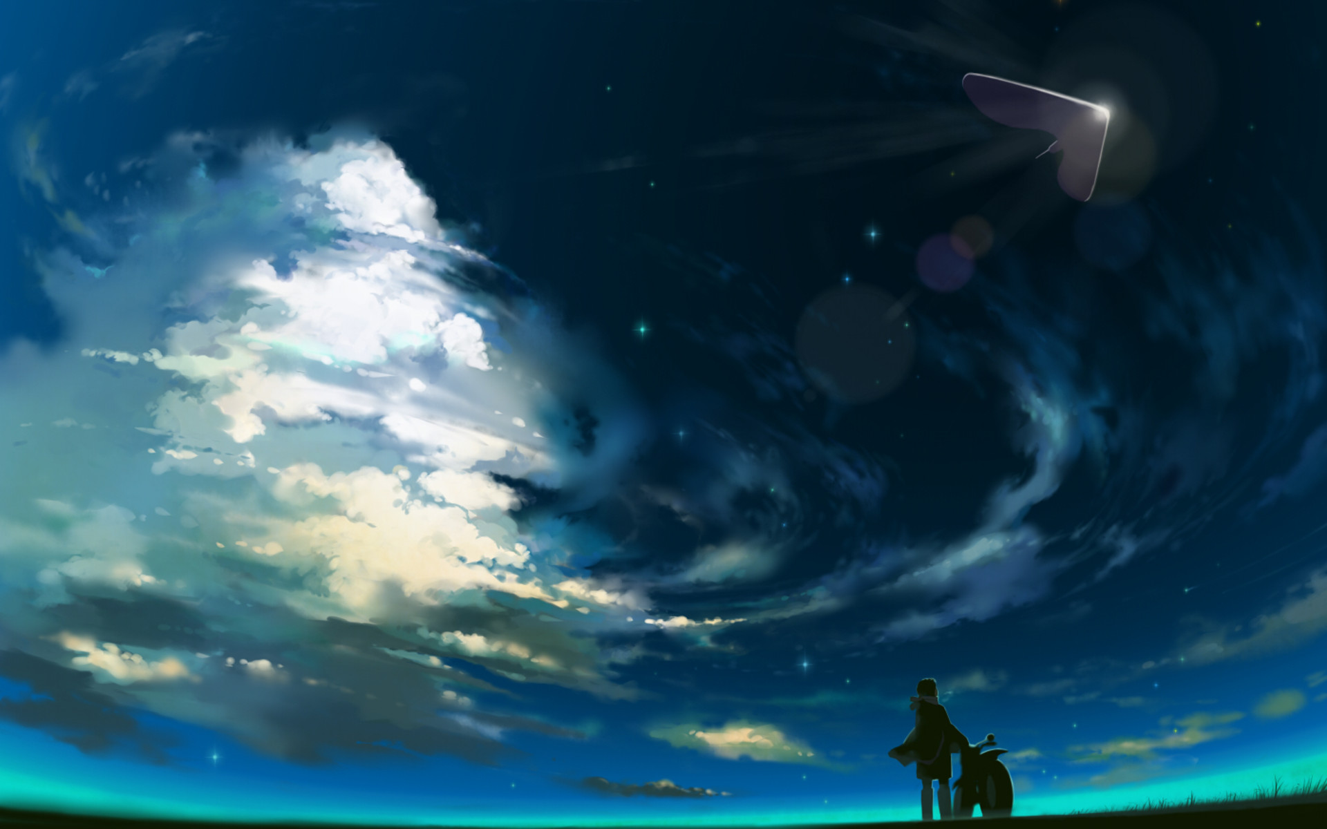 Anime Backgrounds Wallpapers (75 Wallpapers)