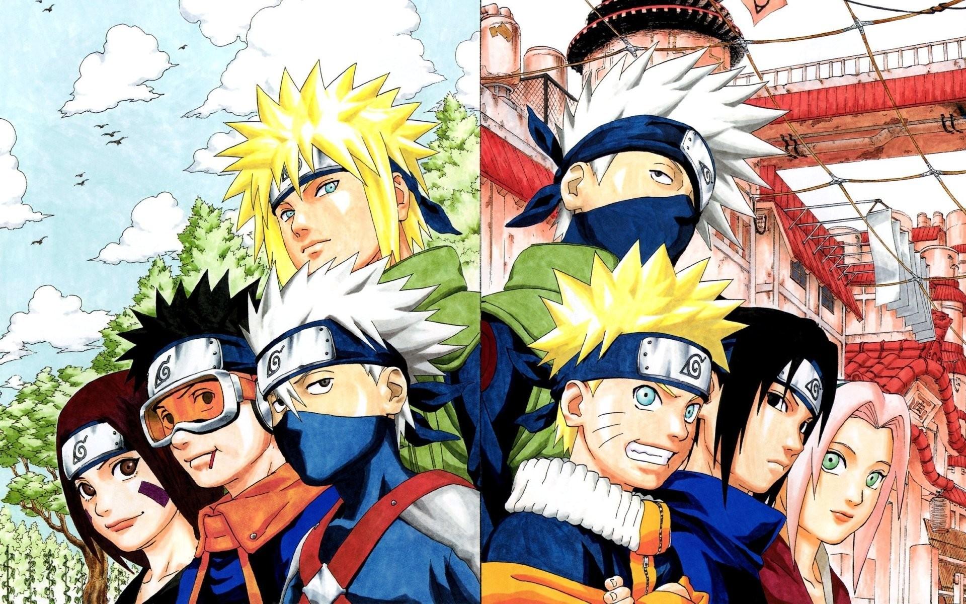 HD Wallpaper | Background ID:135625. Anime Naruto