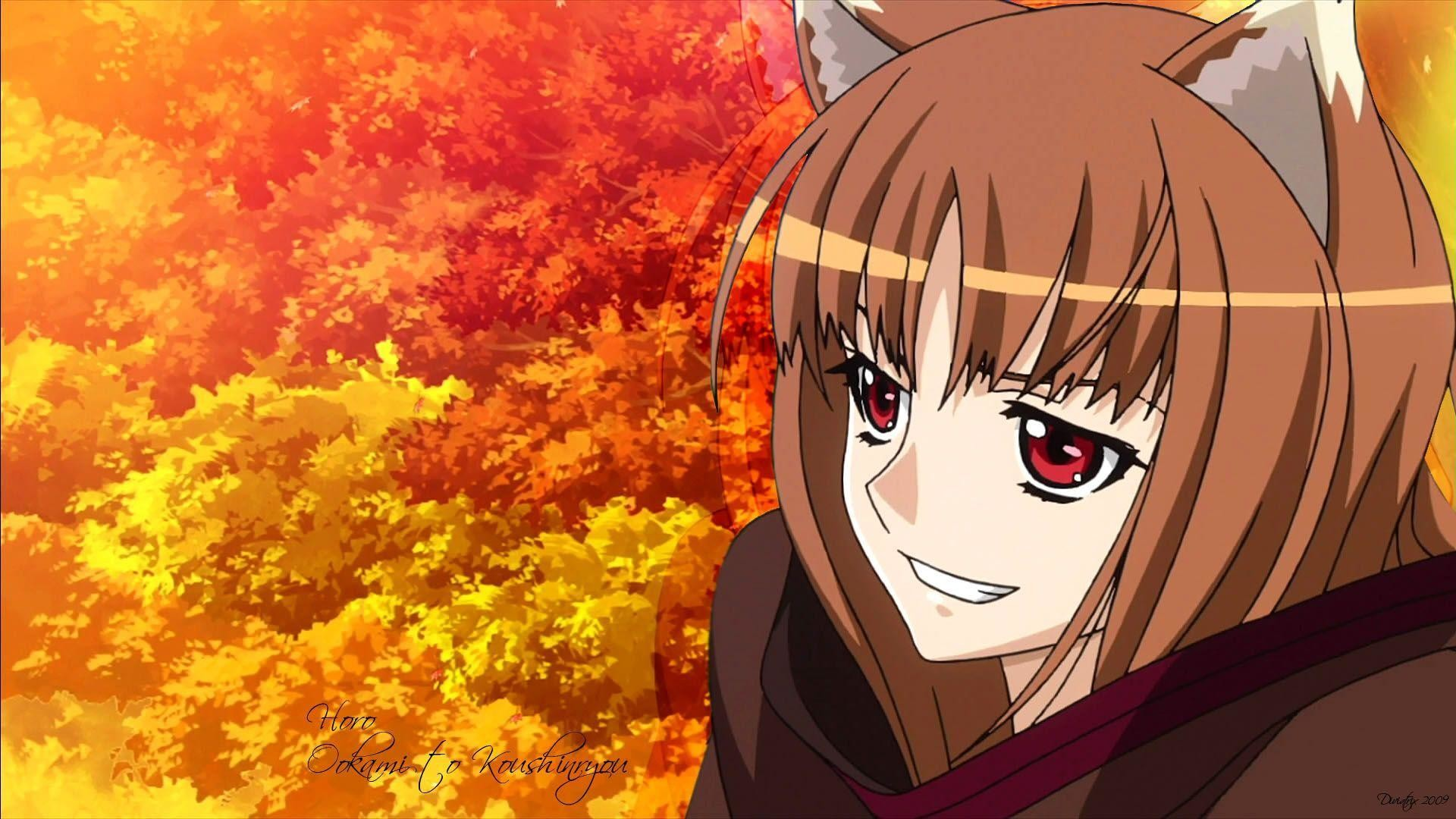 Spice And Wolf Wallpaper – Viewing Gallery