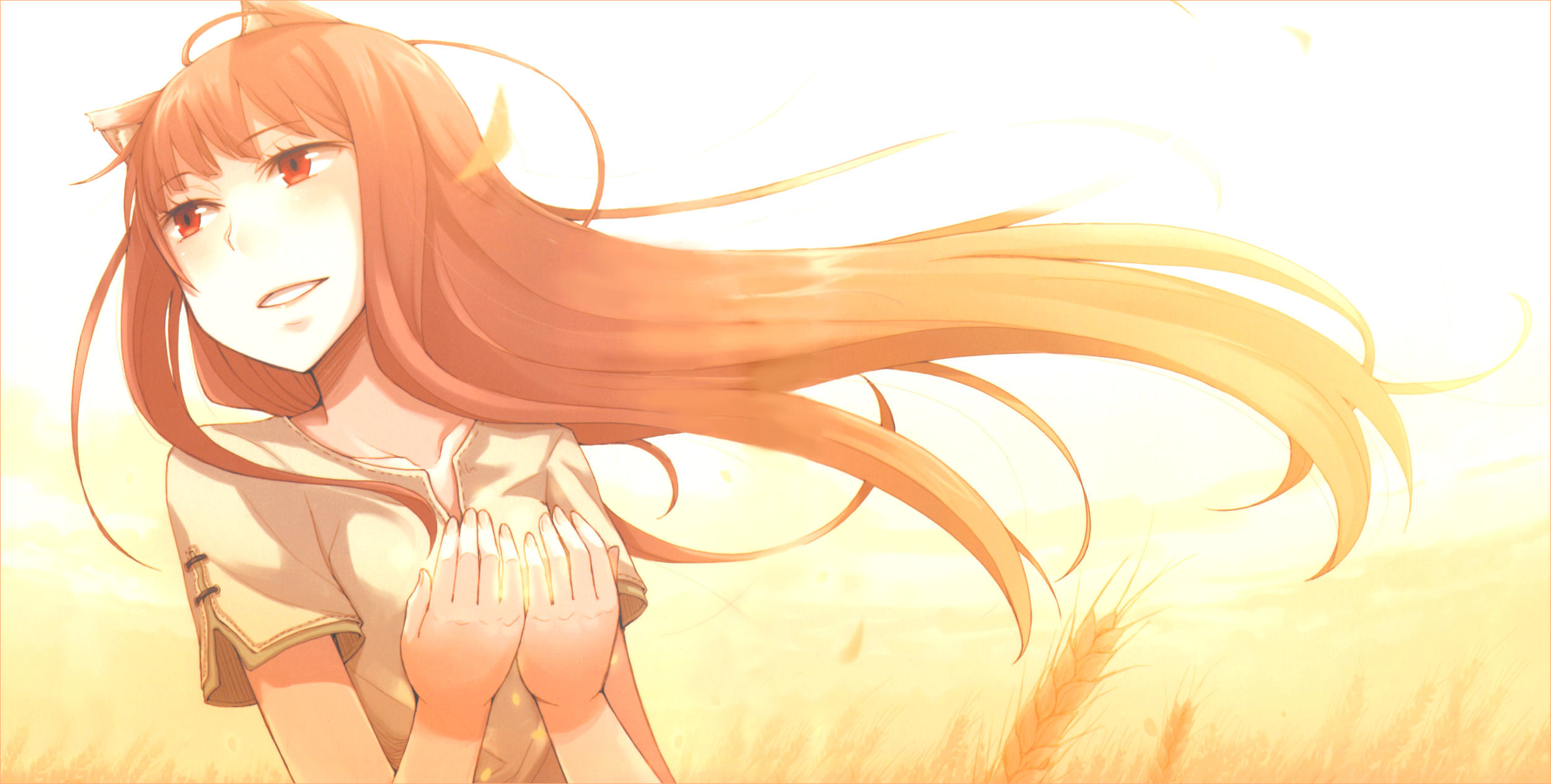 Spice And Wolf Wallpapers HD Download