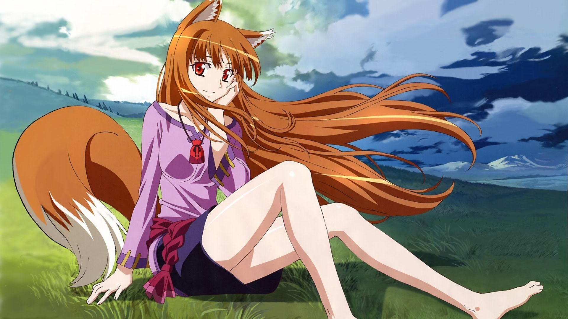 Holo in Spice and Wolf