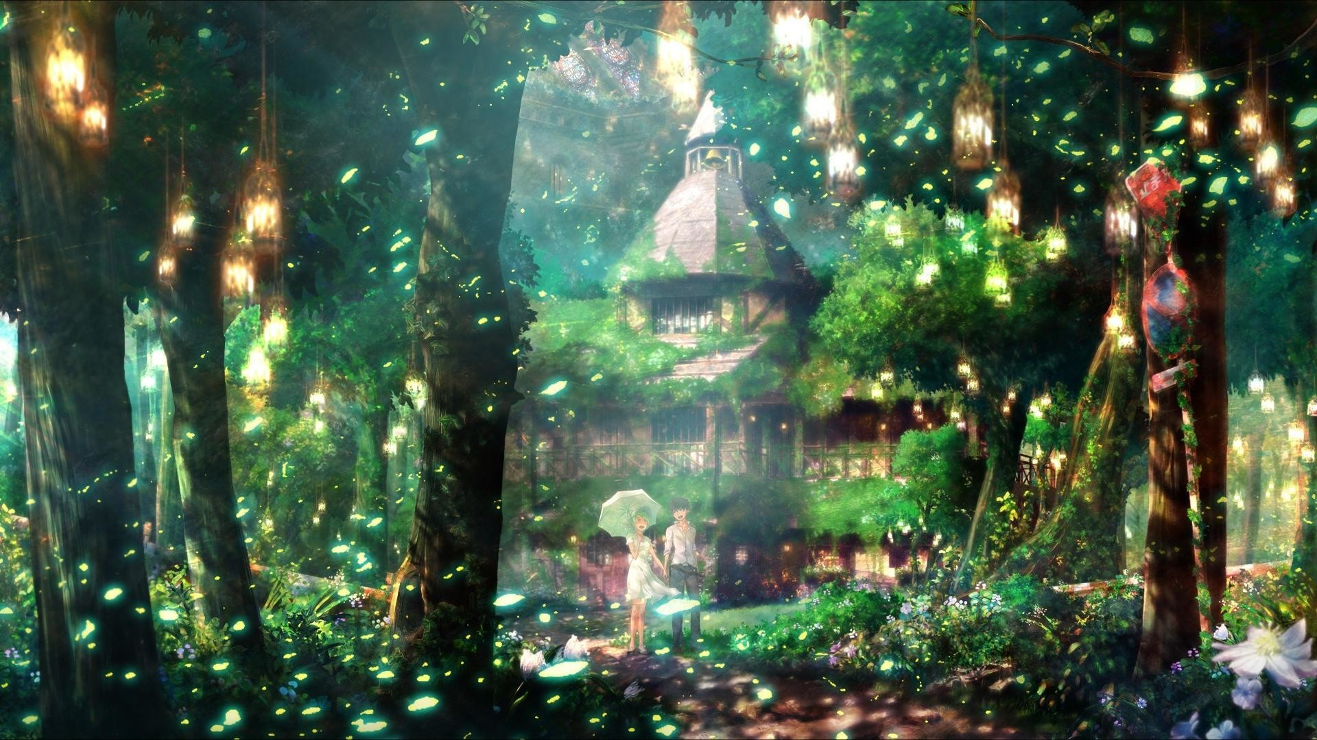 Anime Background 5978