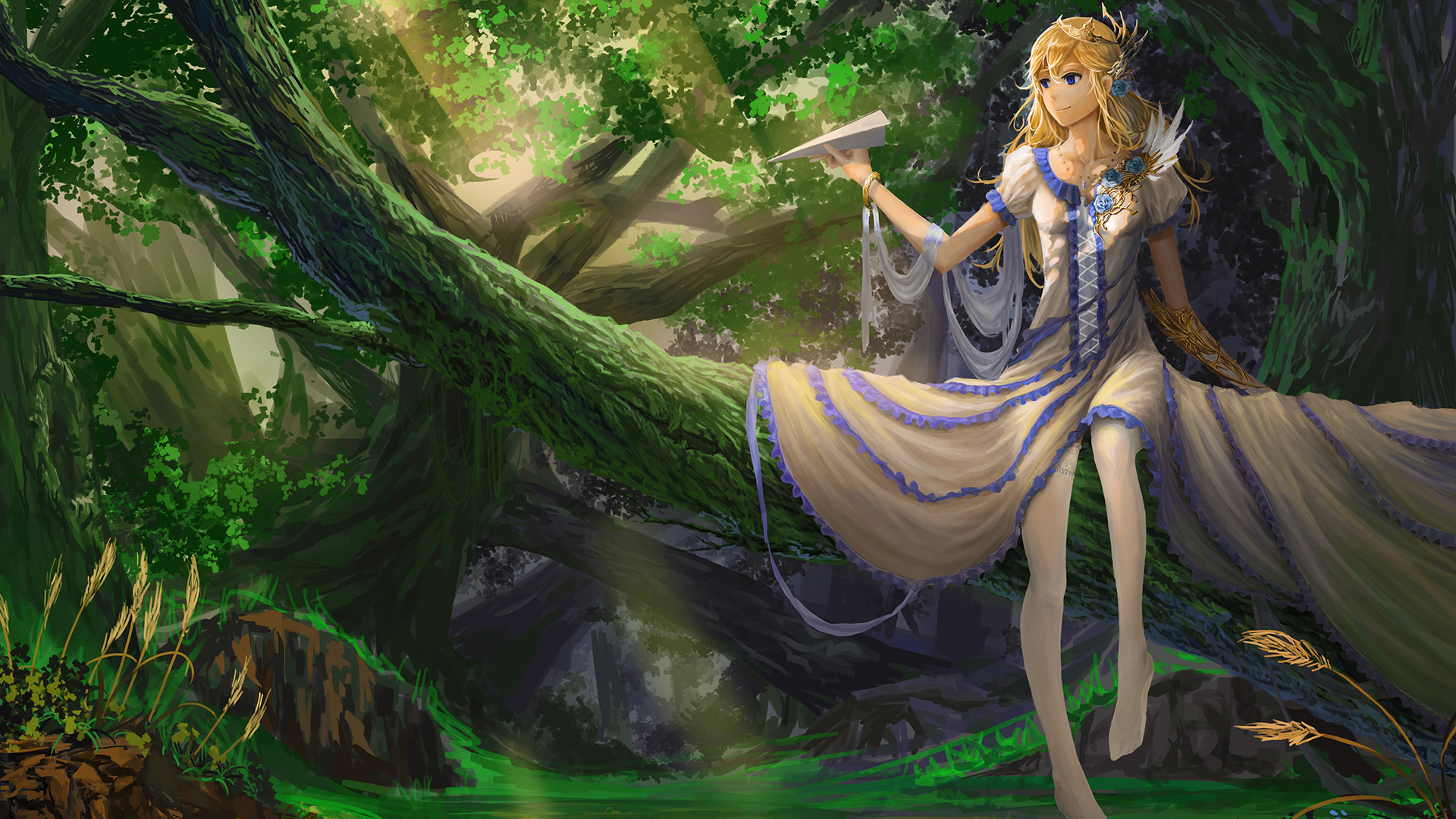 2136 Original (Anime) HD Wallpapers | Backgrounds – Wallpaper Abyss – Page 4